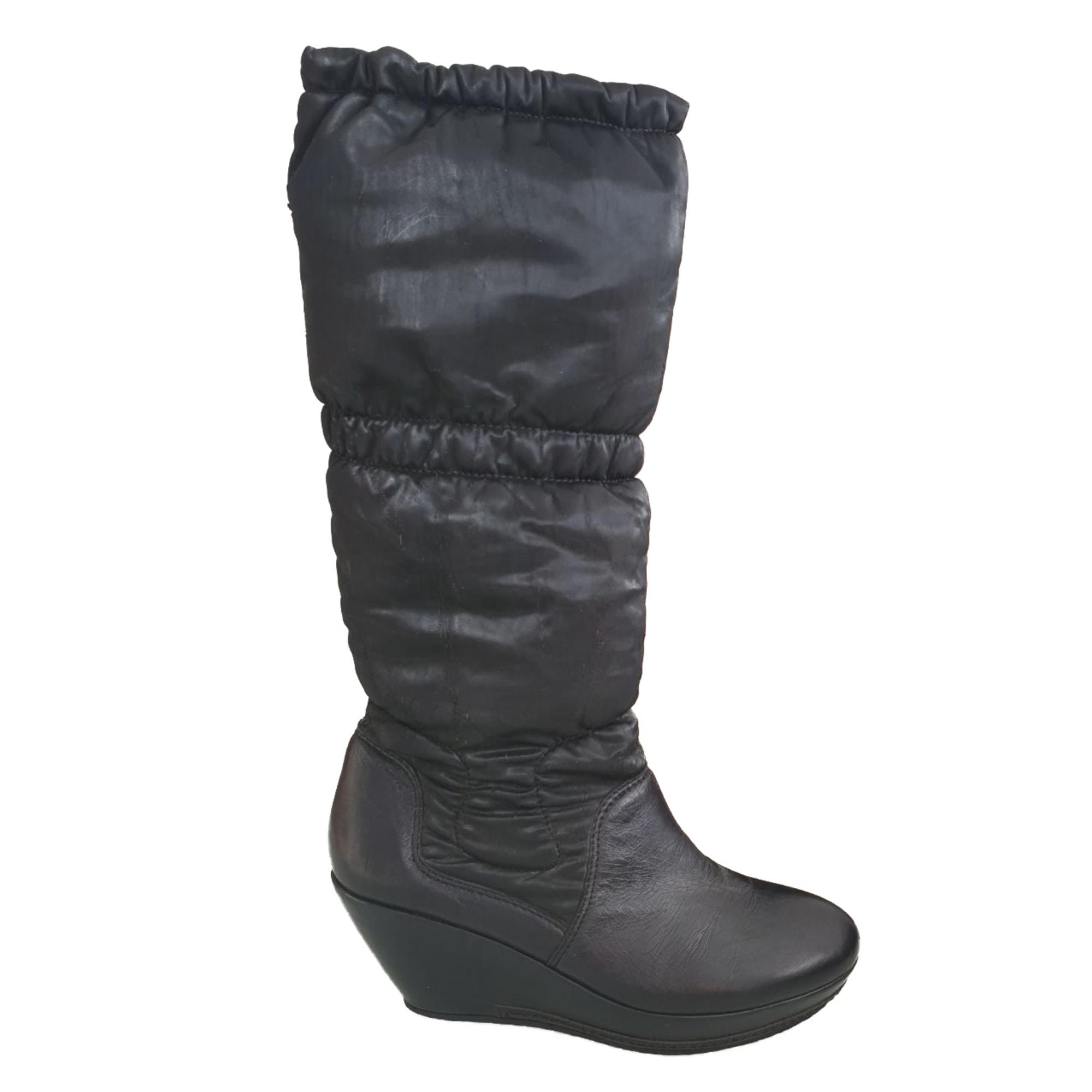 Bottes de pluie VIC MATIÉ Noir
