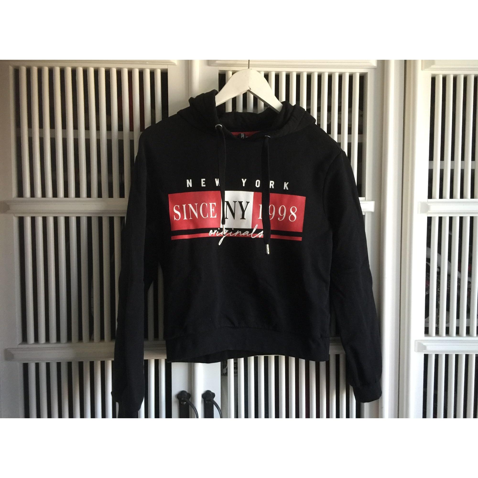 Sweat H&M Noir