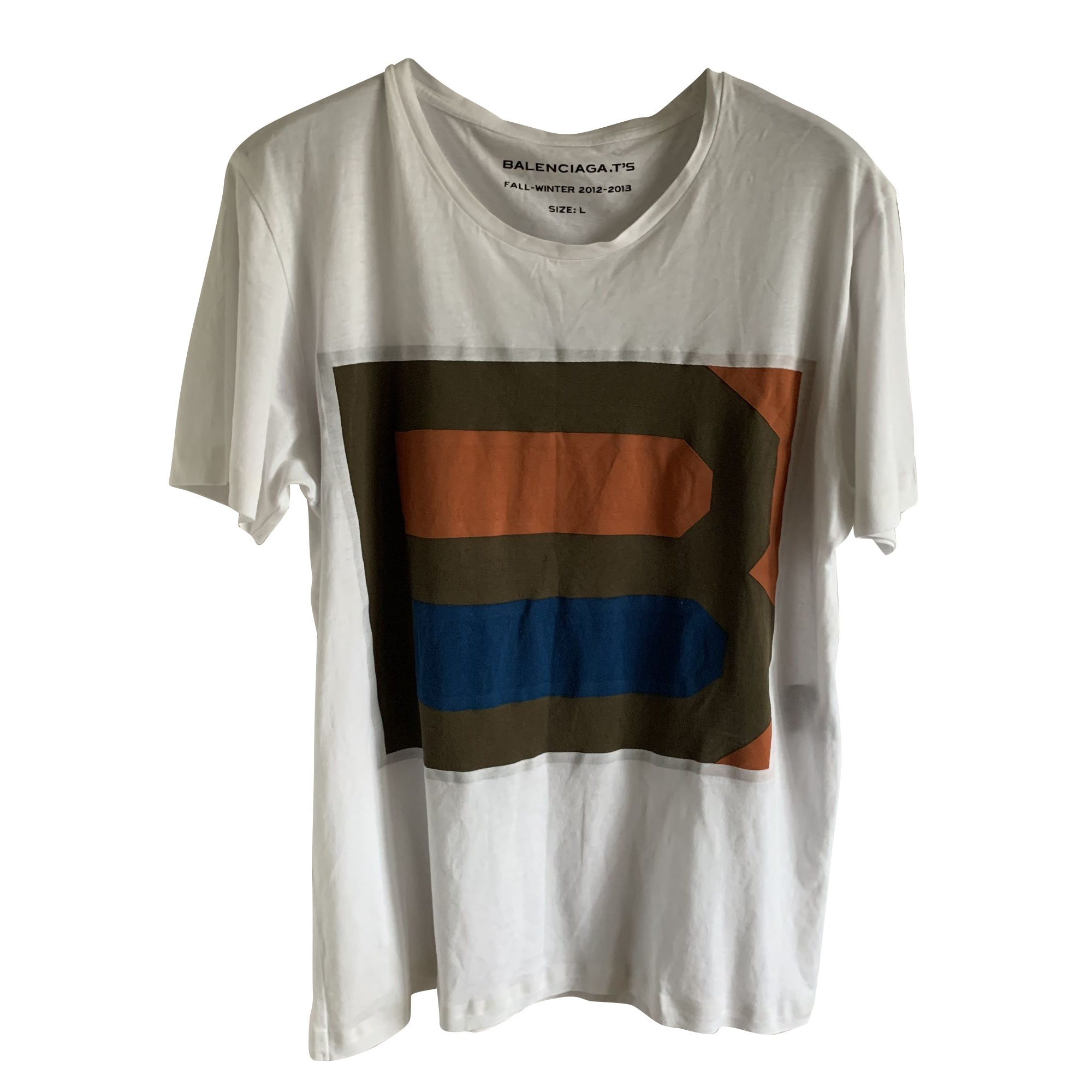Tee-shirt BALENCIAGA Multicouleur
