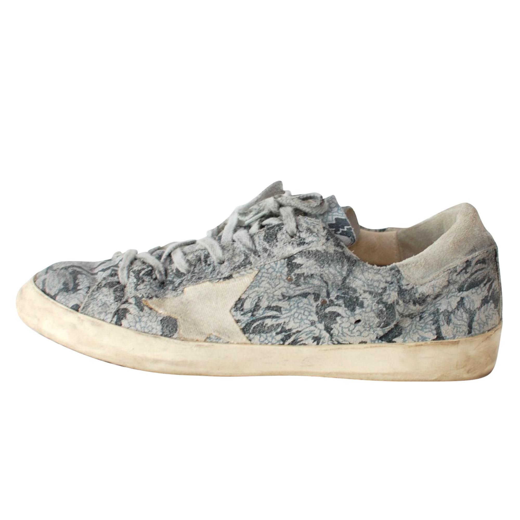 Chaussures de sport GOLDEN GOOSE Gris, anthracite
