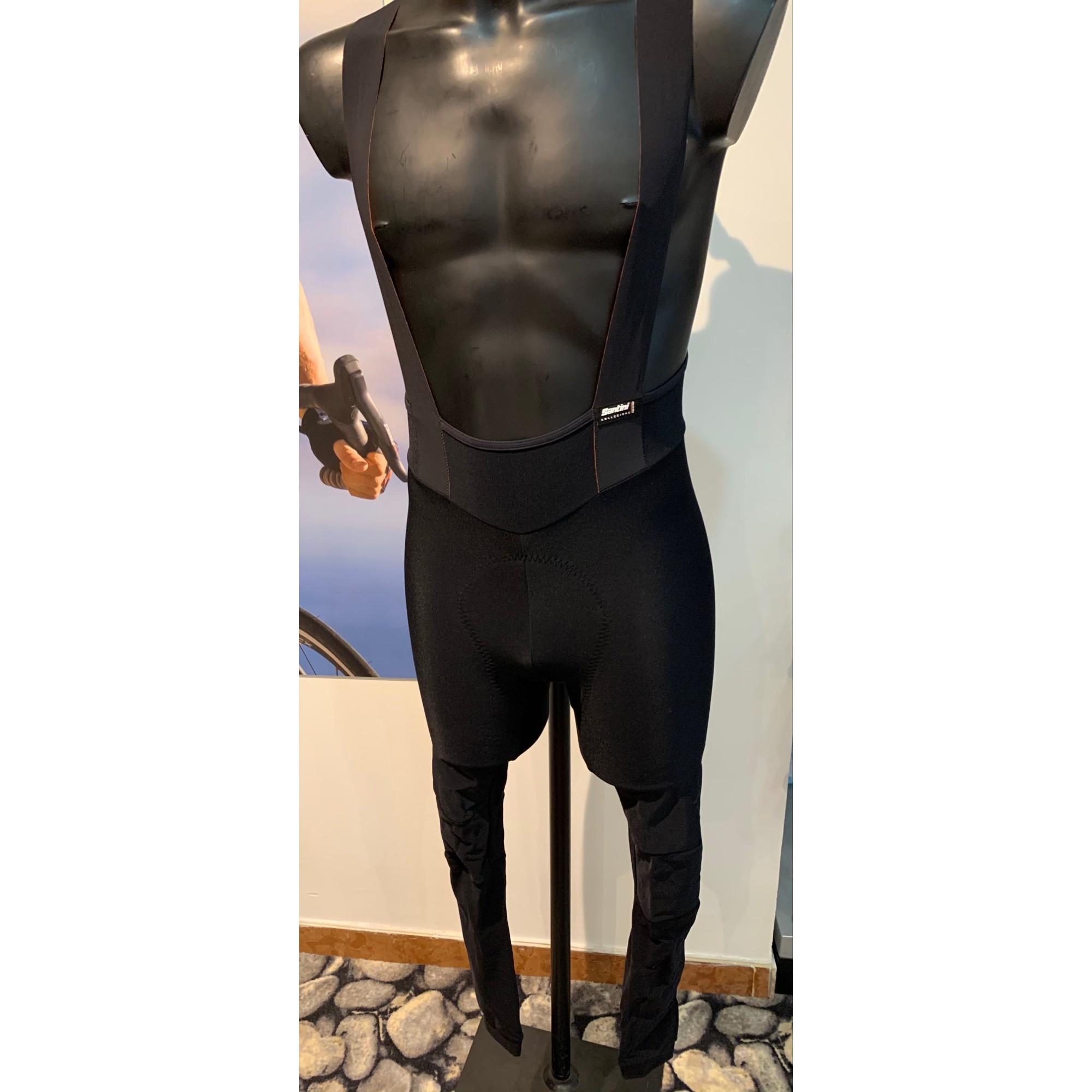 Pantalon de survêtement SANTINI Noir