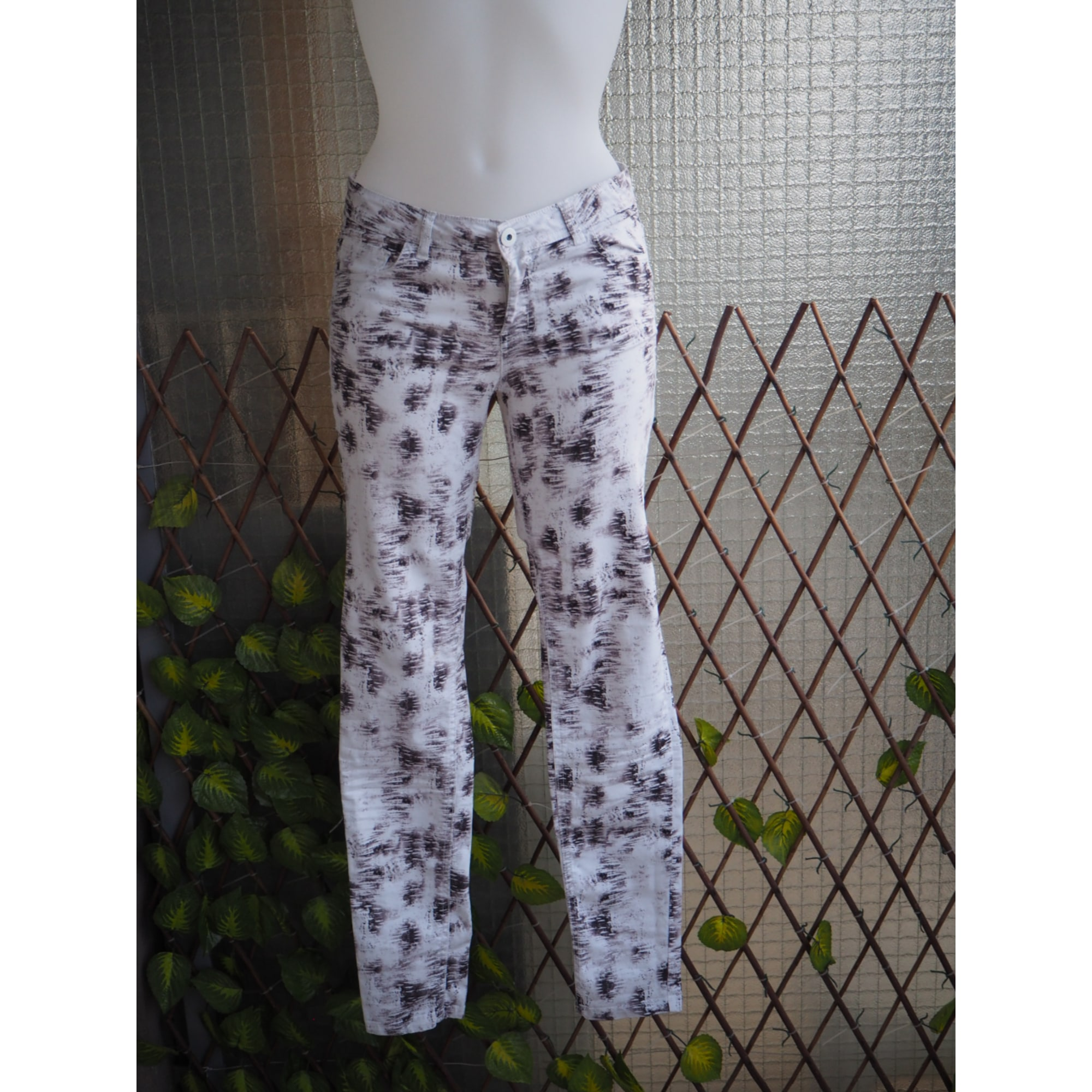 Pantalon droit KOOKAI Imprimés animaliers