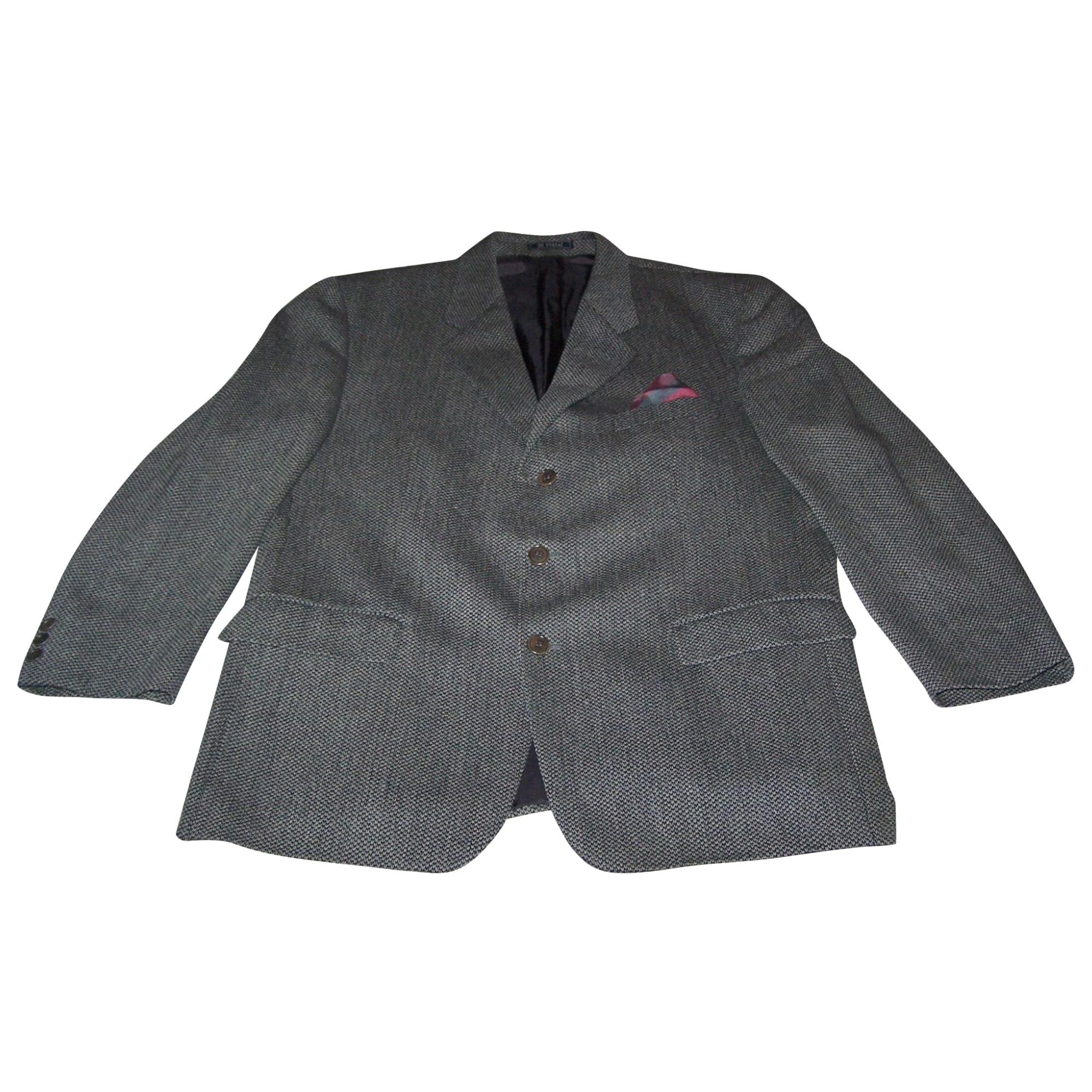 Veste de costume DE FURSAC Gris, anthracite