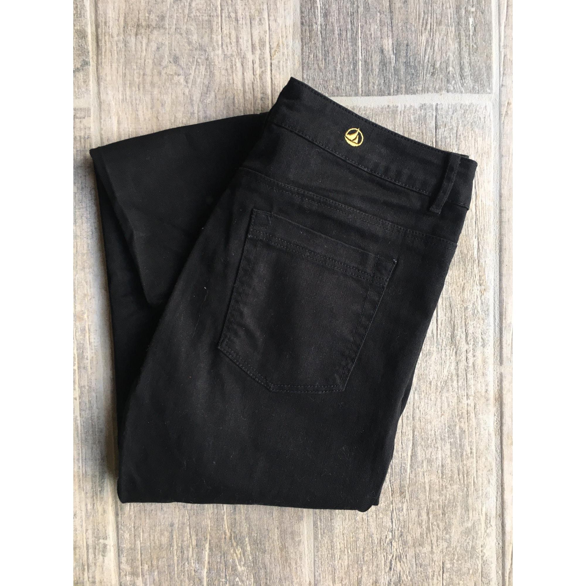 Jeans droit PETIT BATEAU Noir