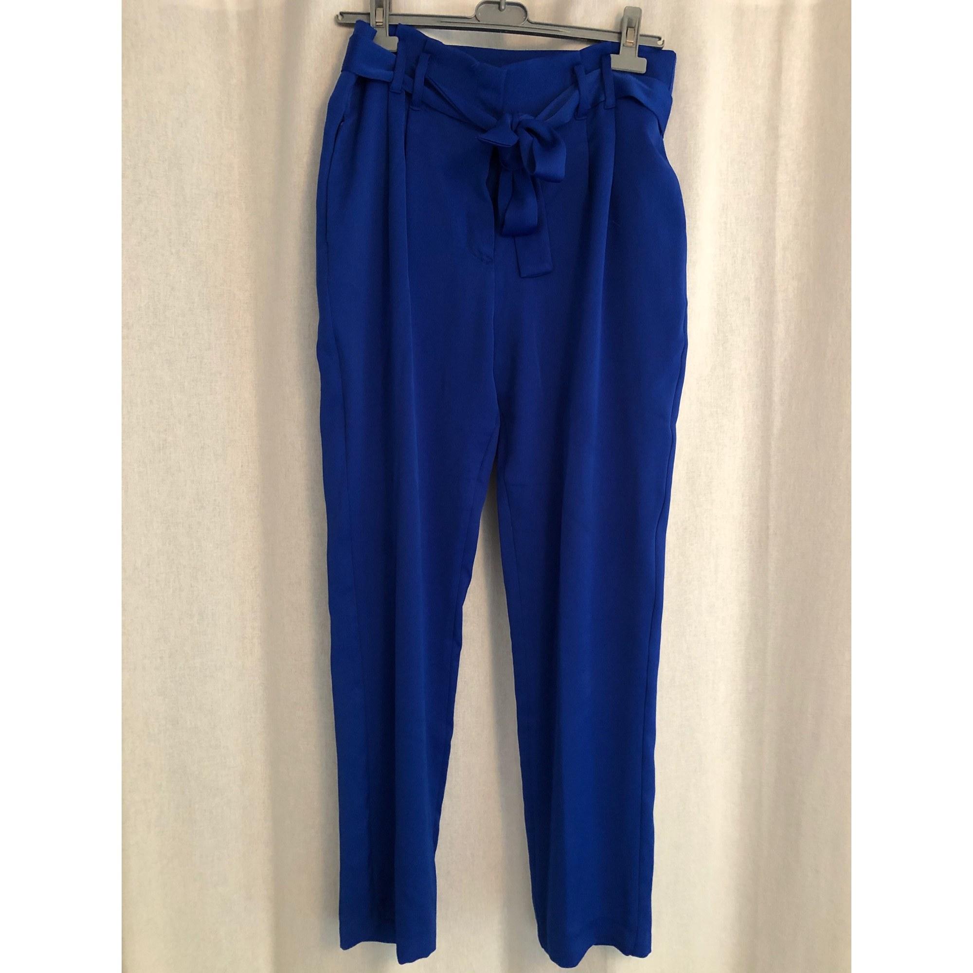 Pantalon carotte FORMULA JOVEN Bleu, bleu marine, bleu turquoise
