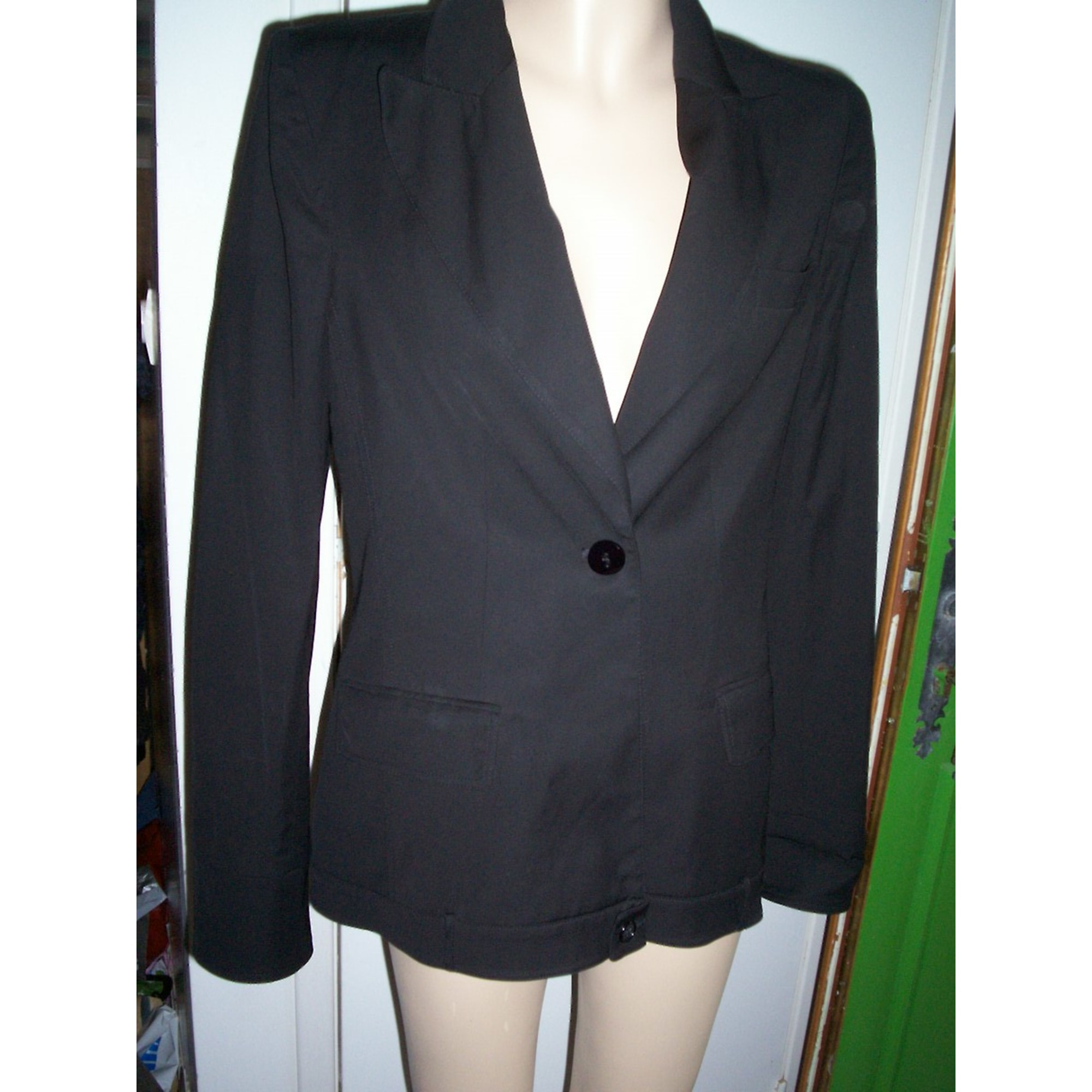 Blazer, veste tailleur HELENA SOREL Noir