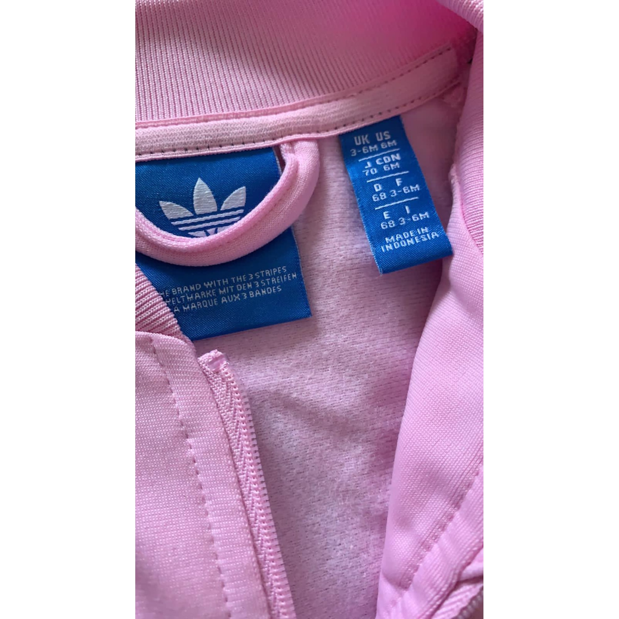 Ensemble & Combinaison pantalon ADIDAS Rose, fuschia, vieux rose