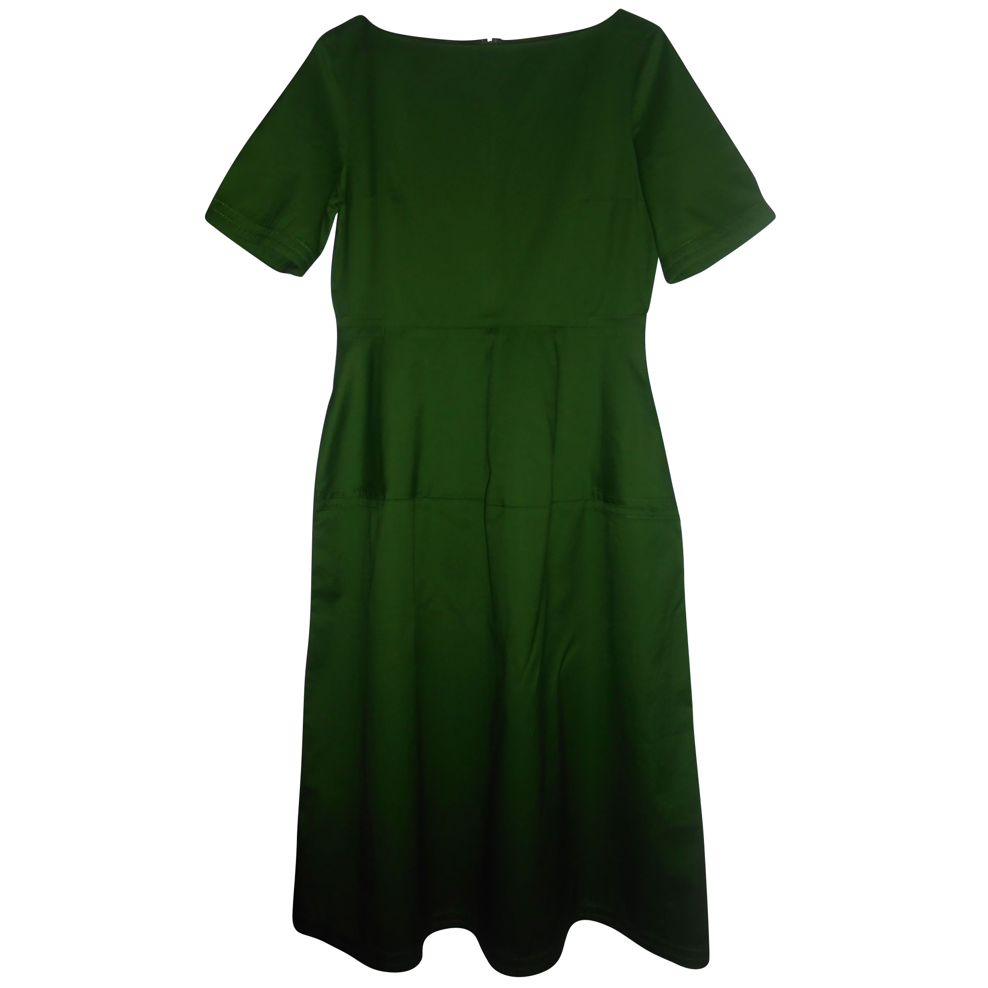 Robe longue COS Vert