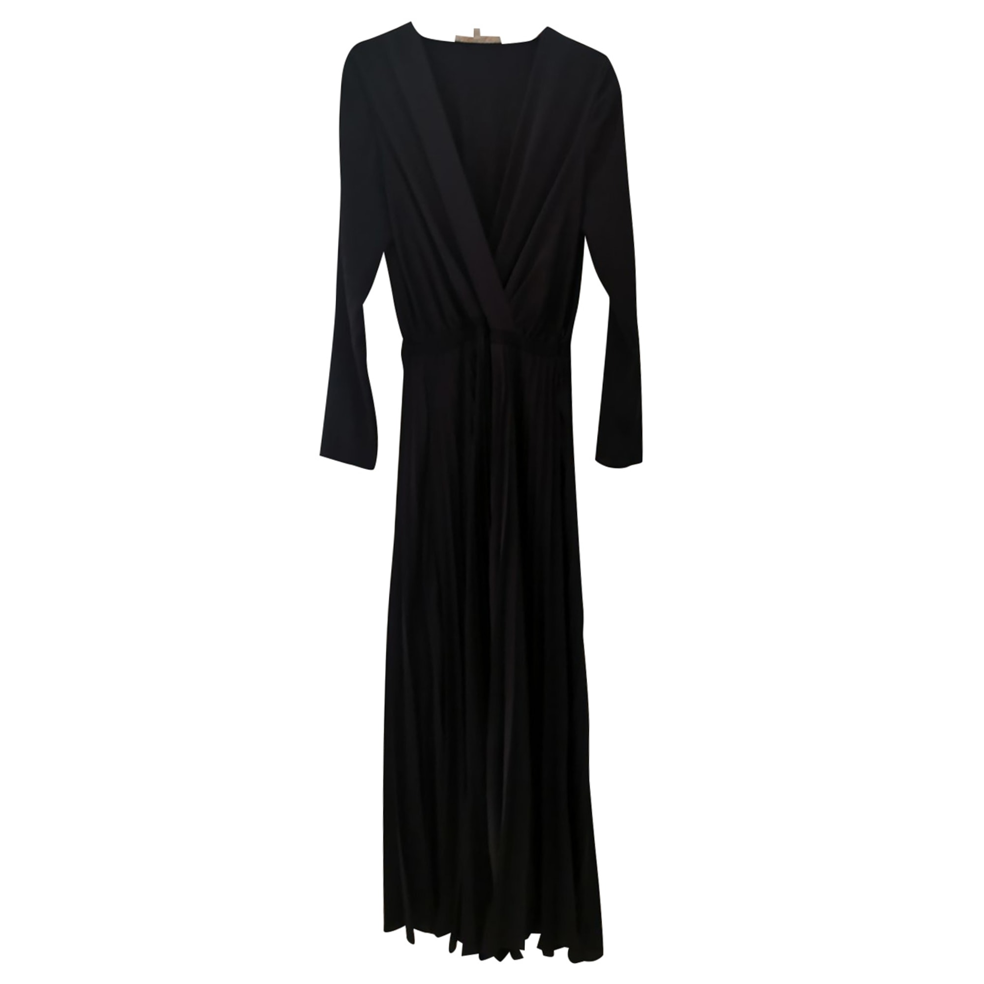 Robe longue VANESSA BRUNO Noir