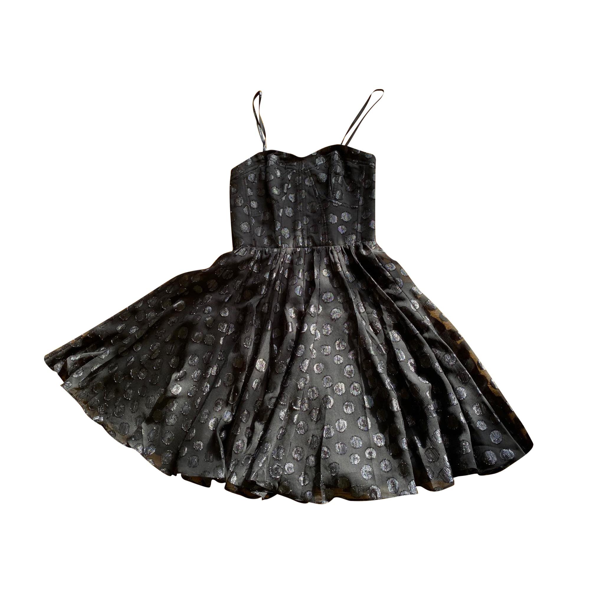 Robe bustier GUESS Noir