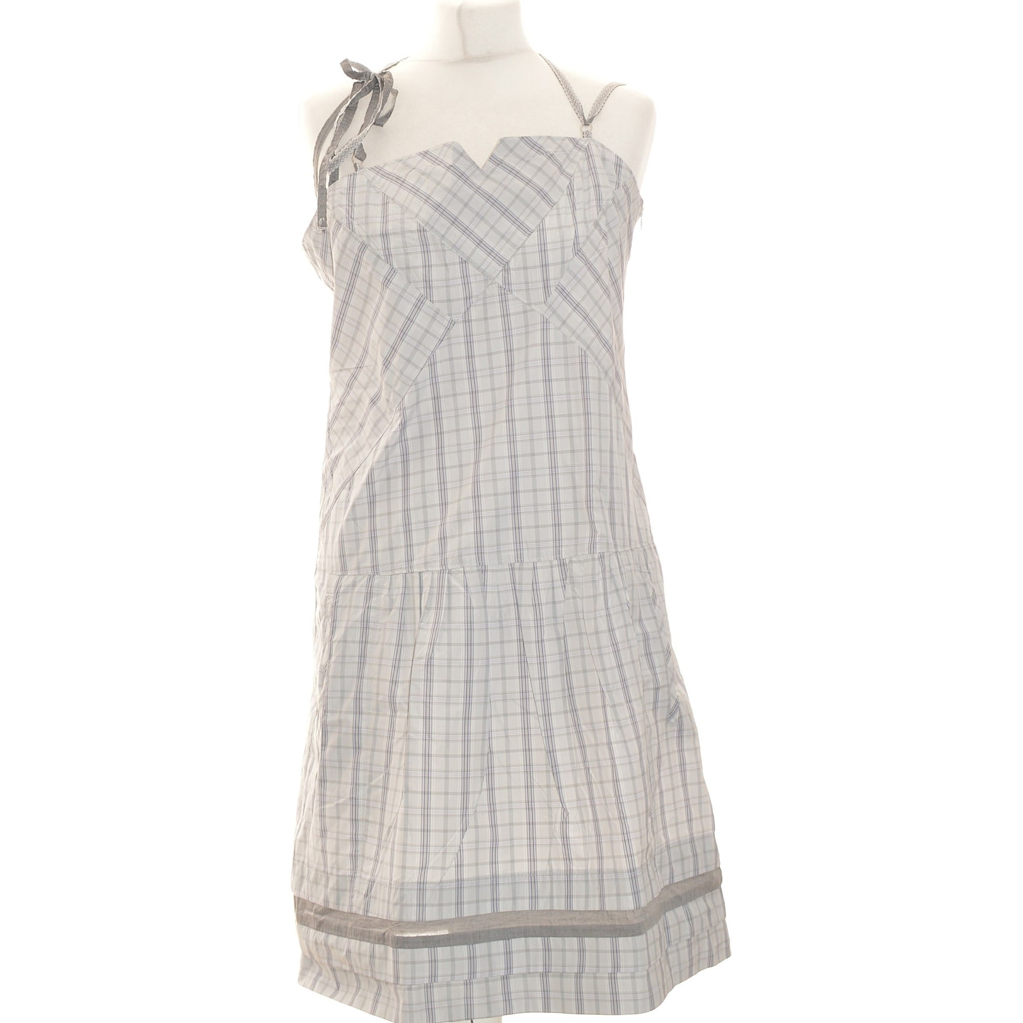 Robe courte CHATTAWAK Gris, anthracite