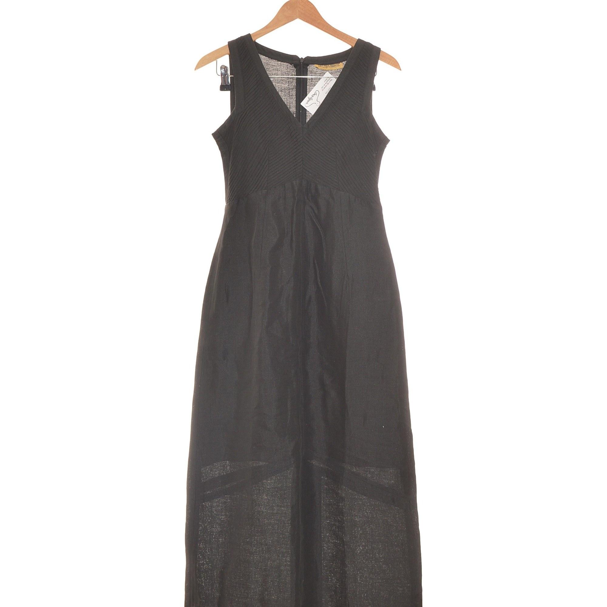 Robe courte HELENA SOREL Noir