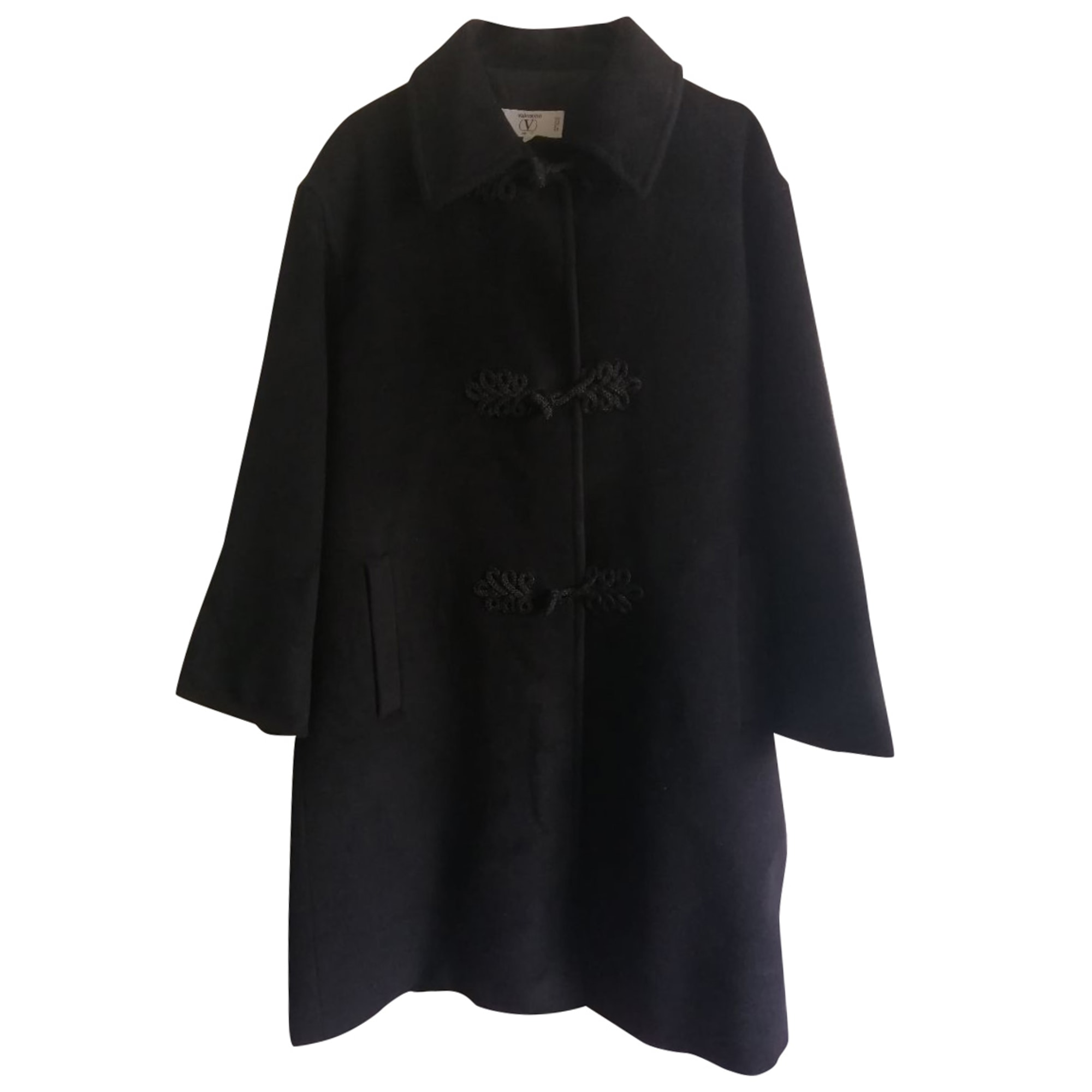 Manteau VALENTINO Noir