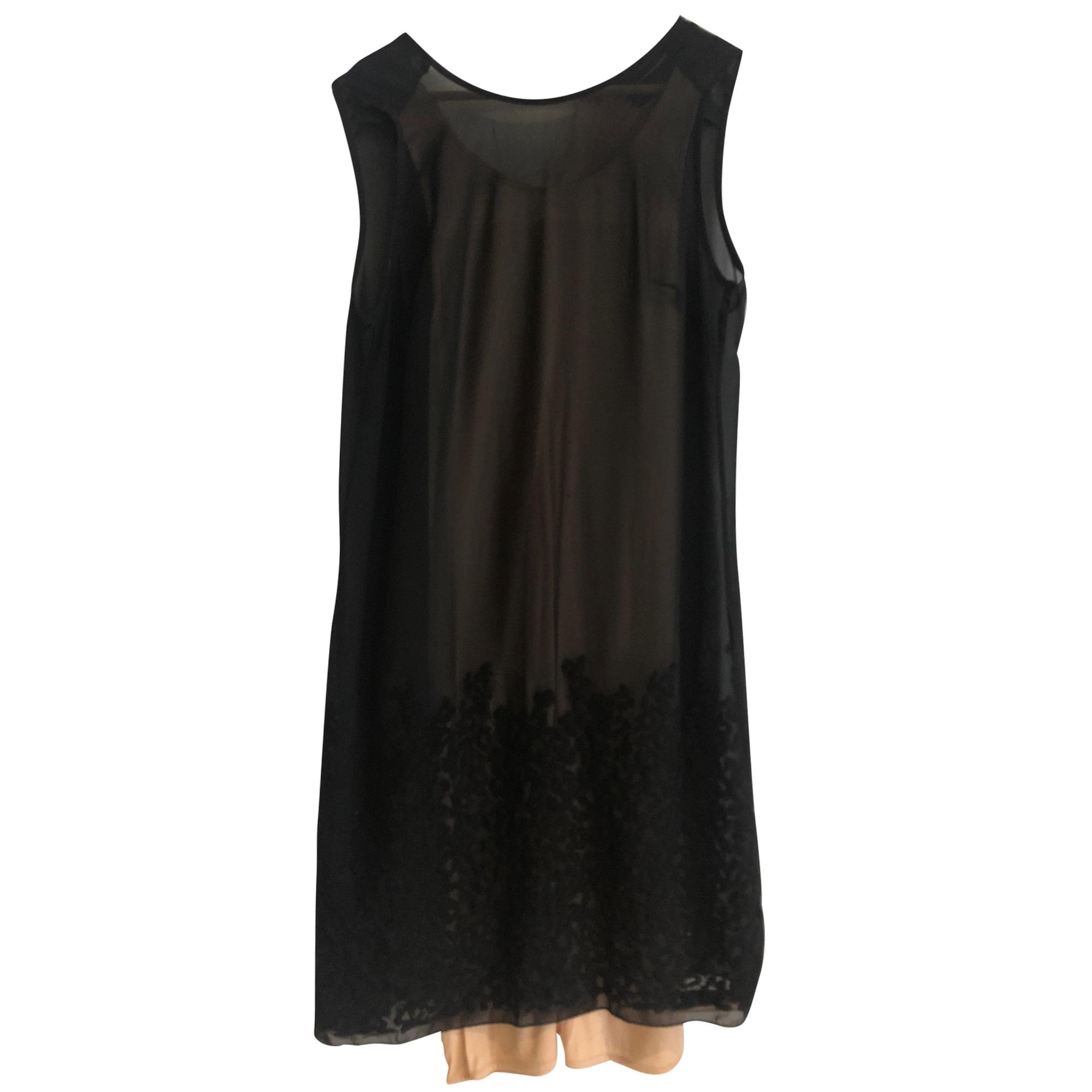 Robe courte DIESEL Noir