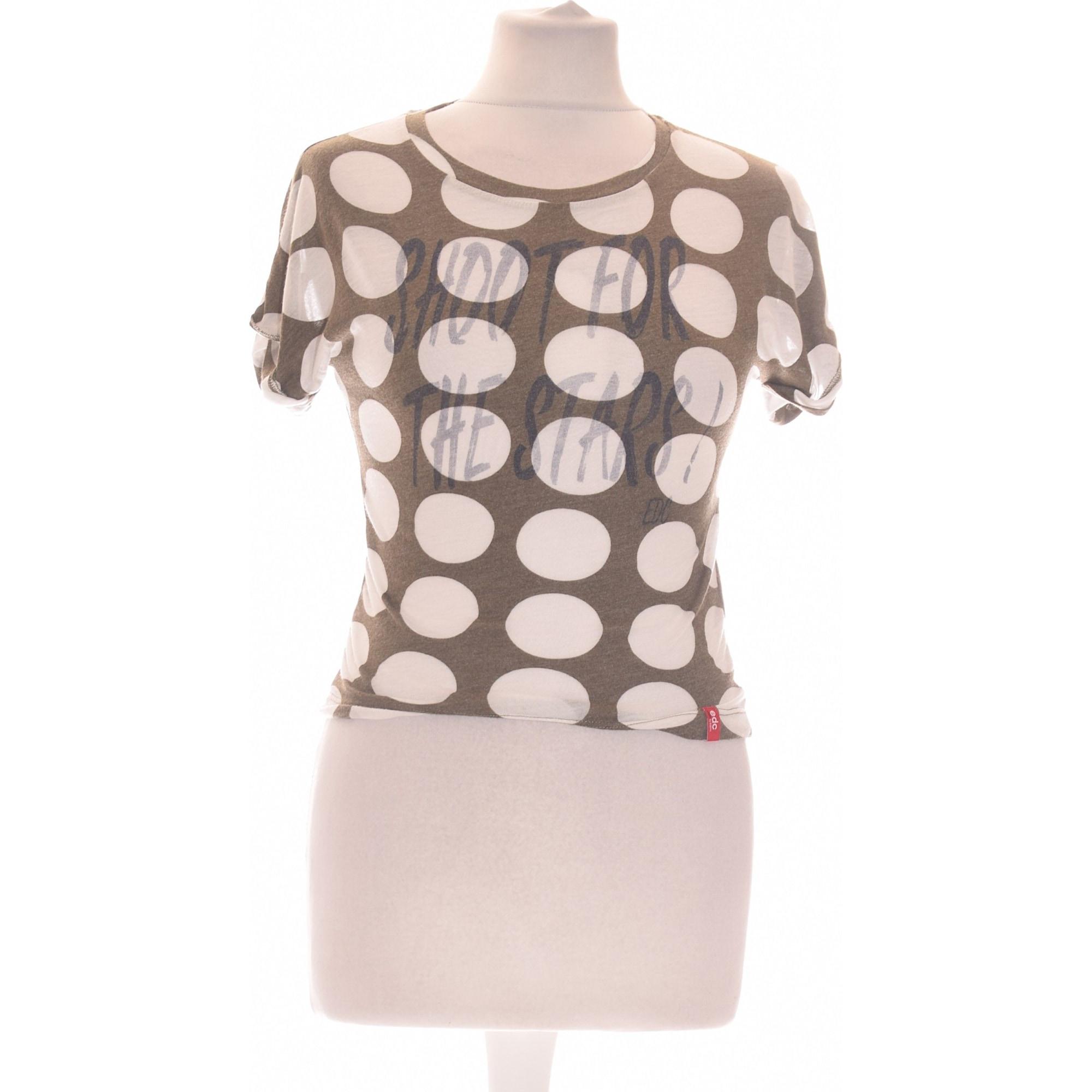 Top, tee-shirt ESPRIT Vert