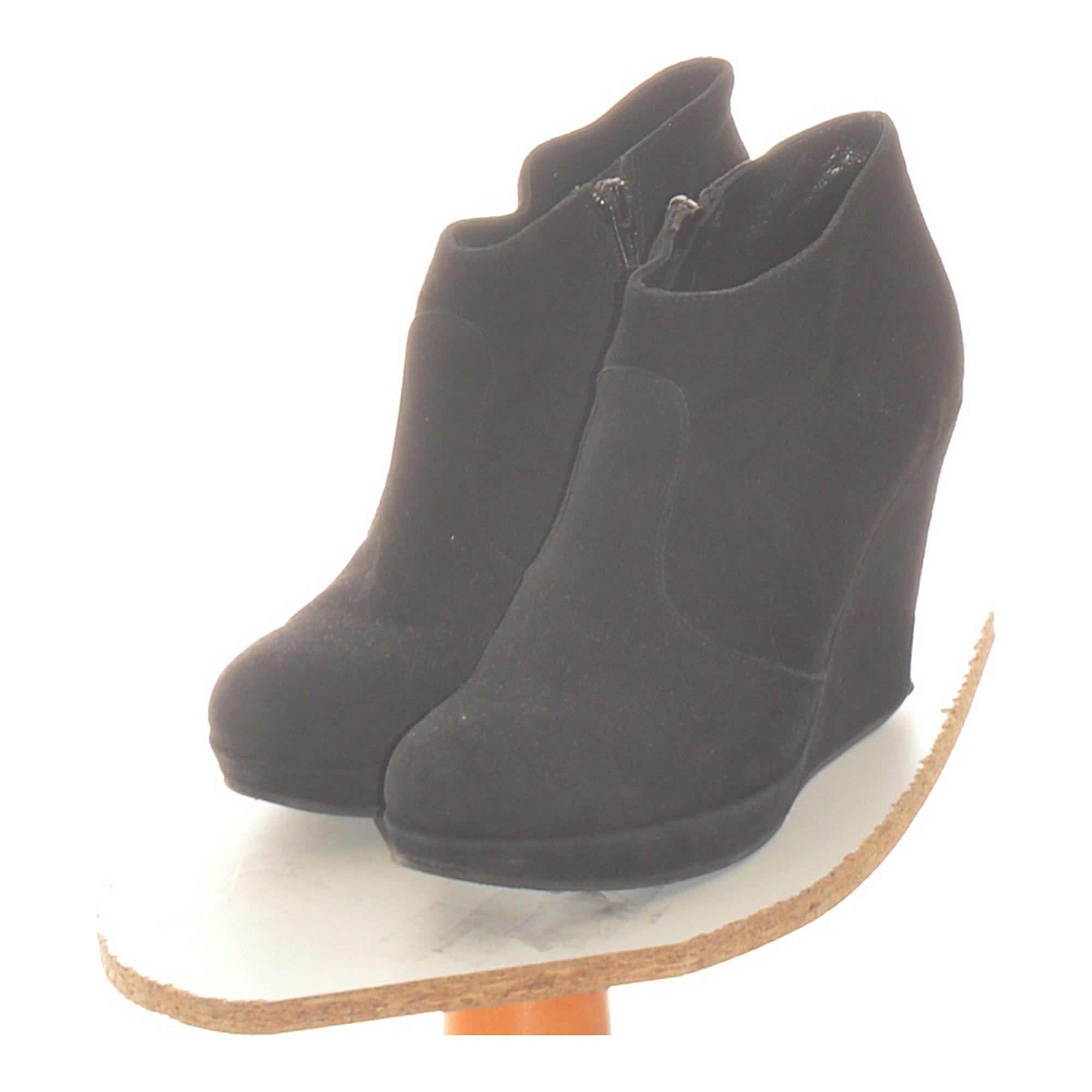 Flat Ankle Boots MINELLI Black