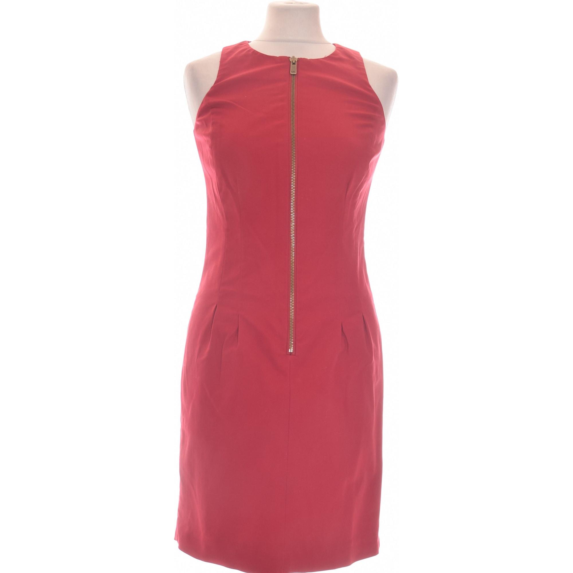 Mini-Kleid MICHAEL KORS Rot, bordeauxrot
