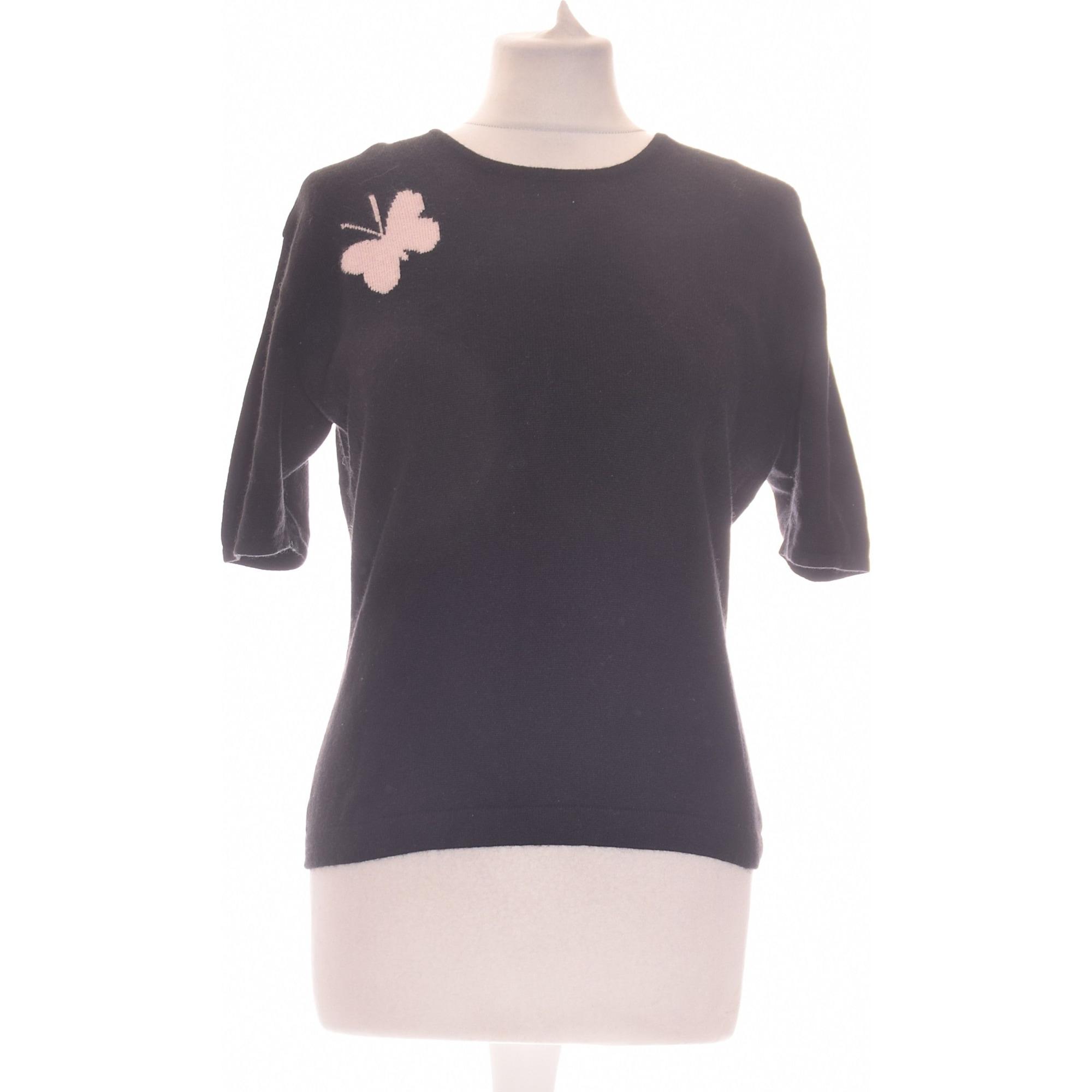 Top, tee-shirt ERIC BOMPARD Noir