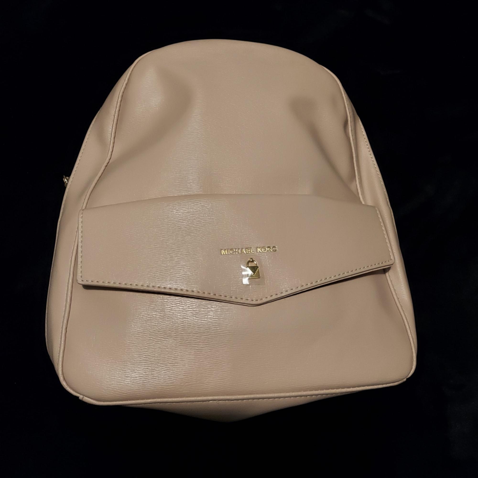 Backpack MICHAEL KORS Pink, fuchsia, light pink