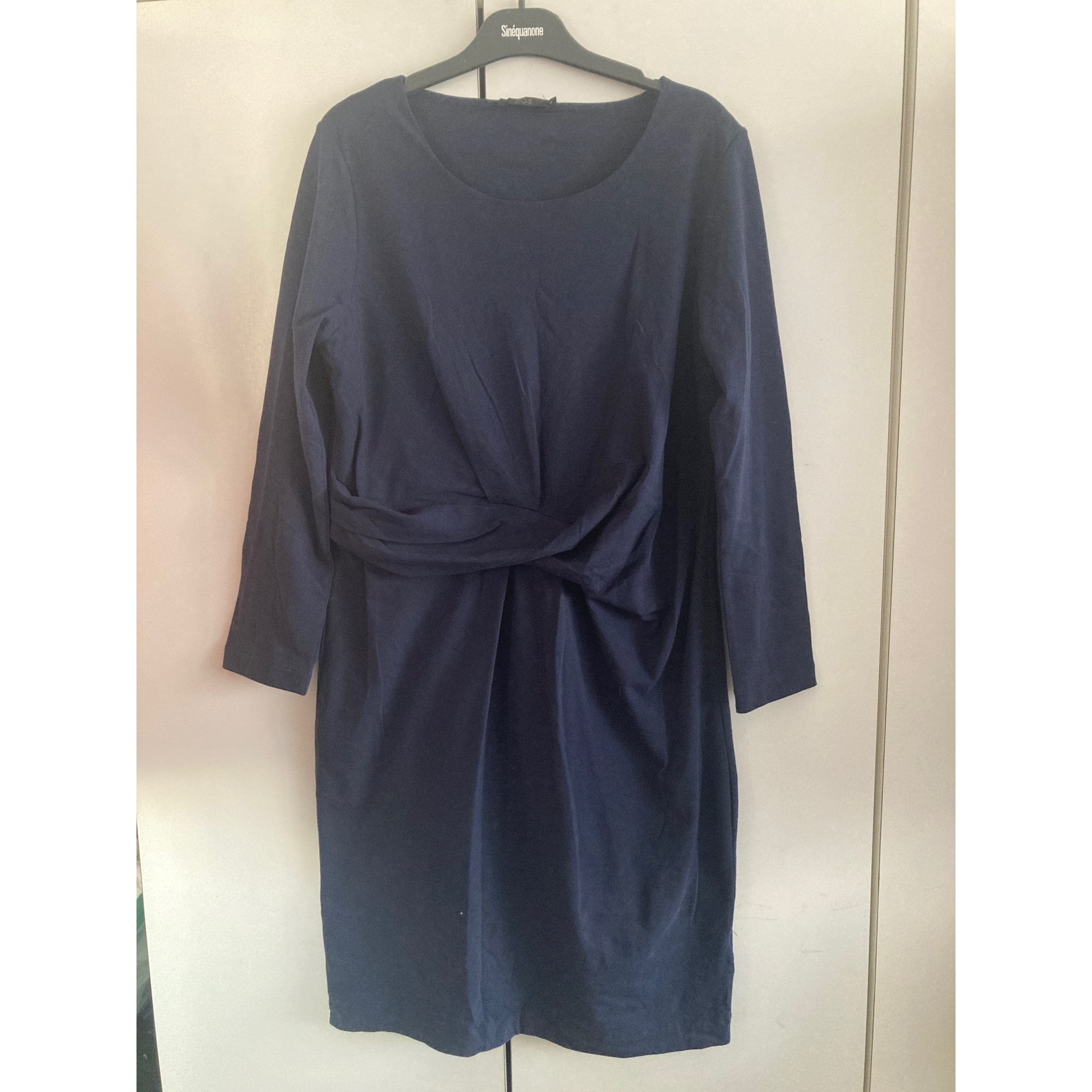 Robe courte COS Bleu, bleu marine, bleu turquoise