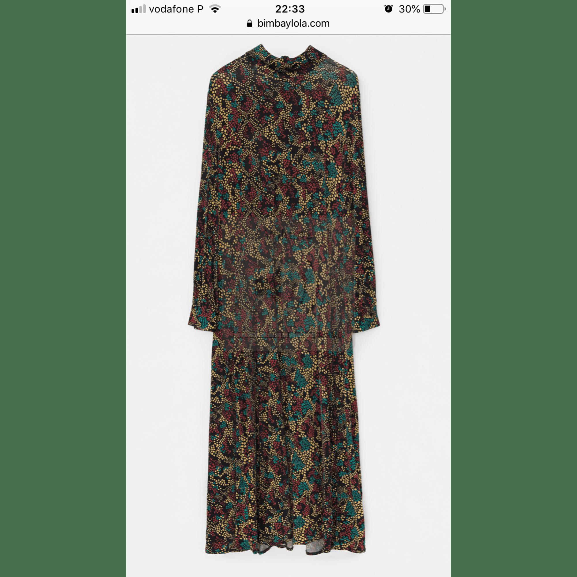 Robe longue BIMBA & LOLA Multicouleur
