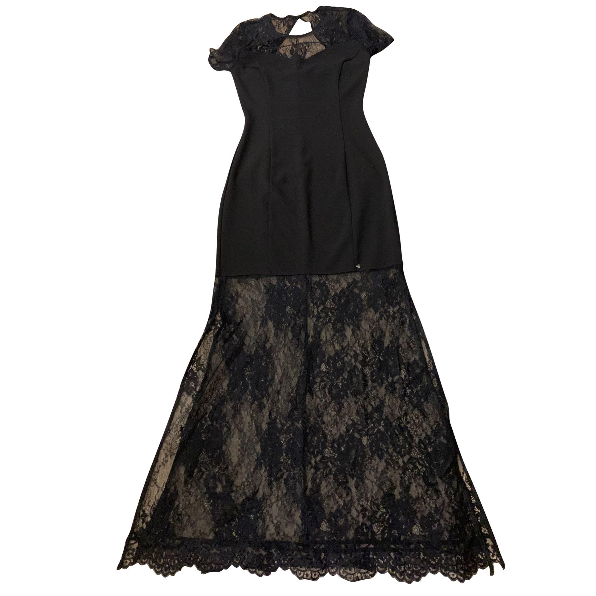 Robe longue GUESS Noir