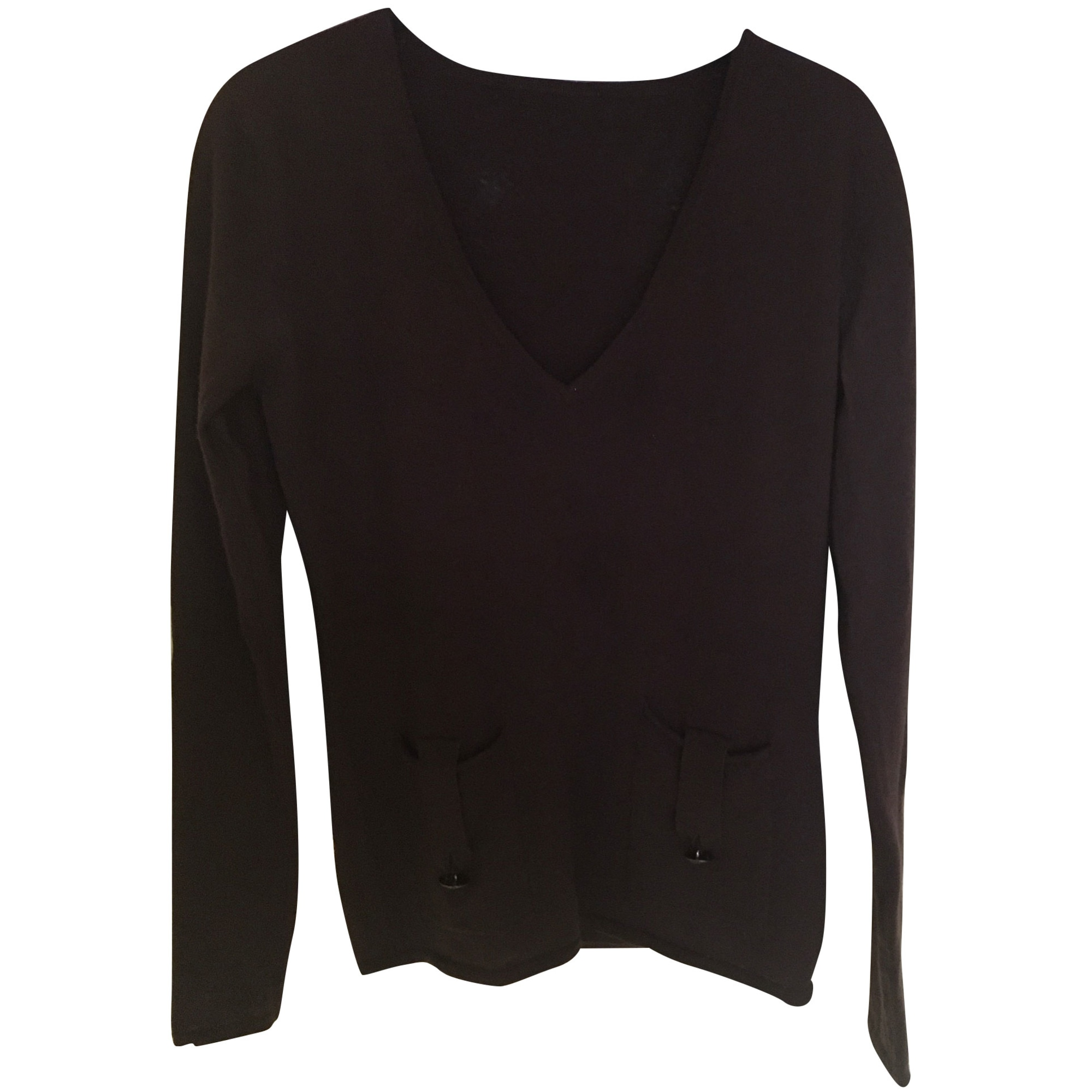 Pull GEORGES RECH Marron