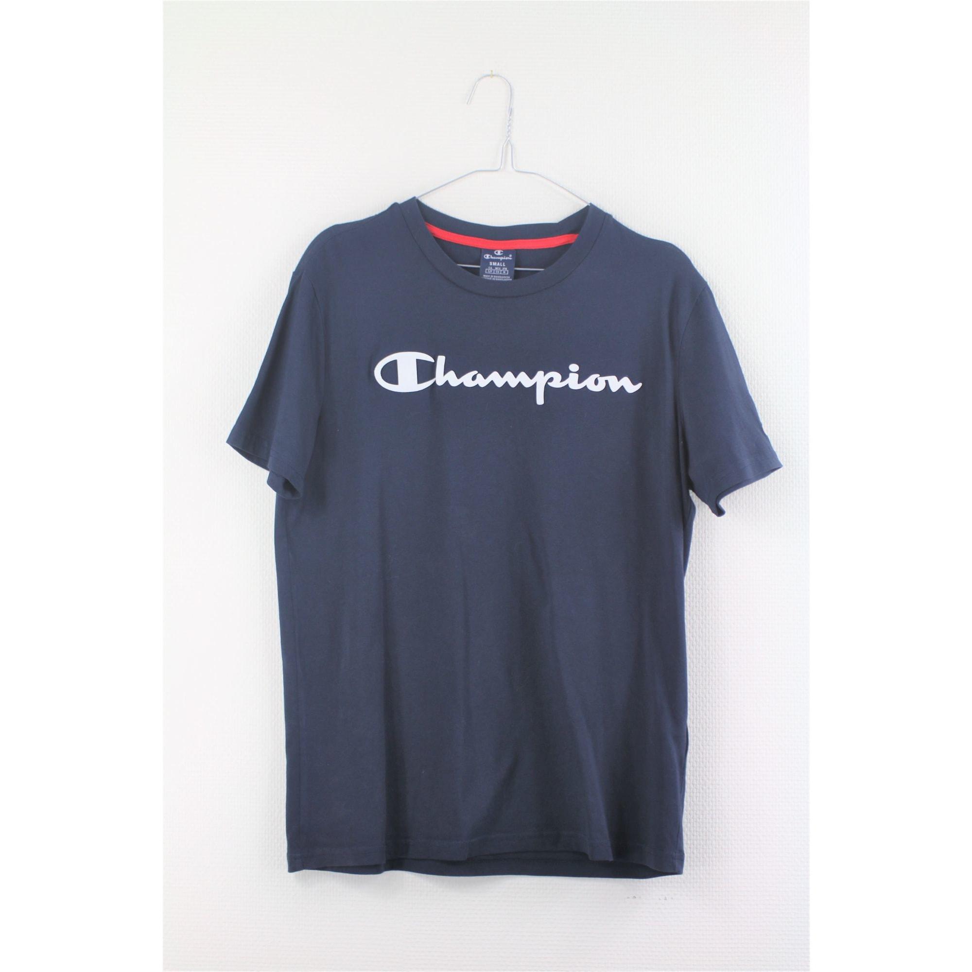 Tee-shirt CHAMPION Bleu, bleu marine, bleu turquoise