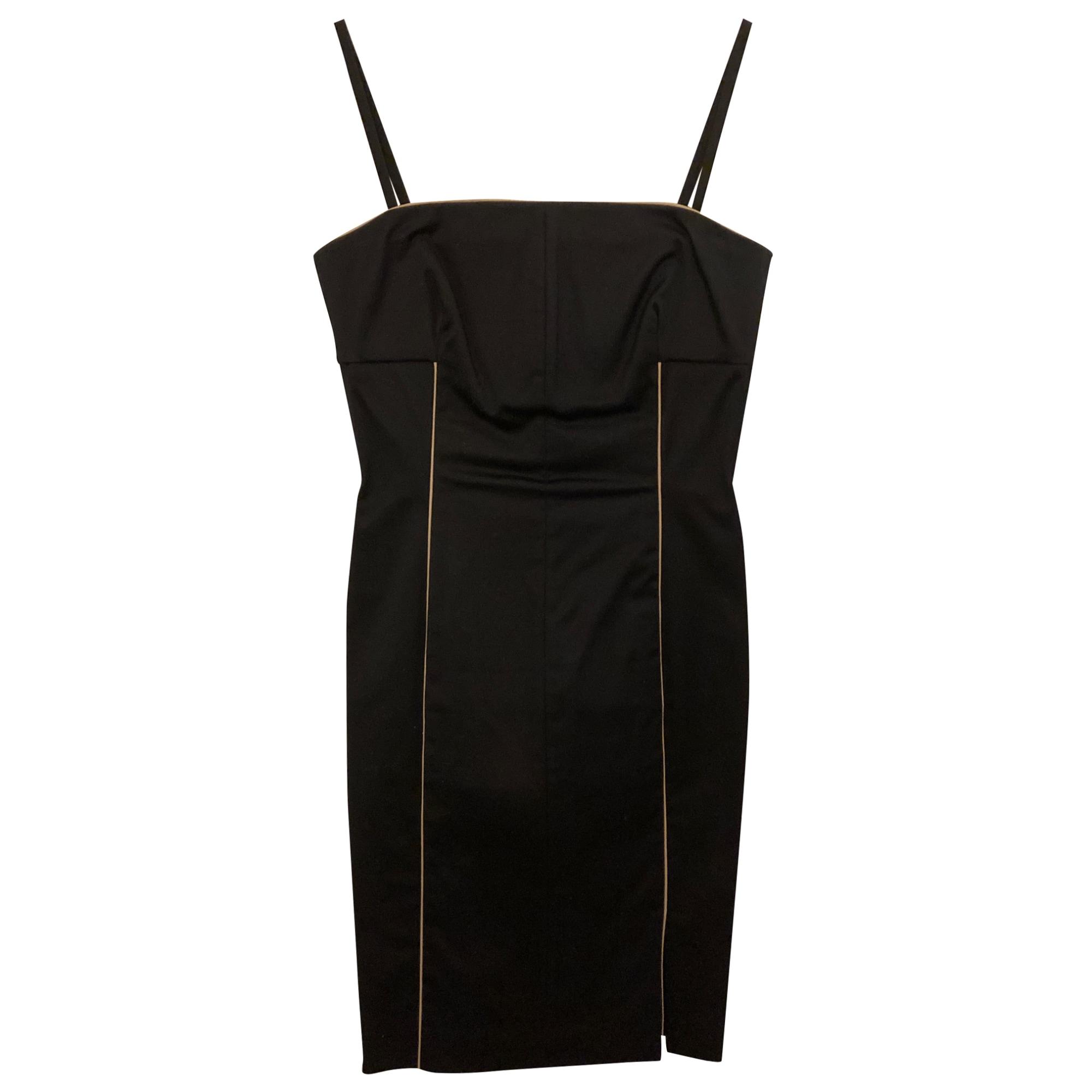 Robe bustier ALAIN MANOUKIAN Noir