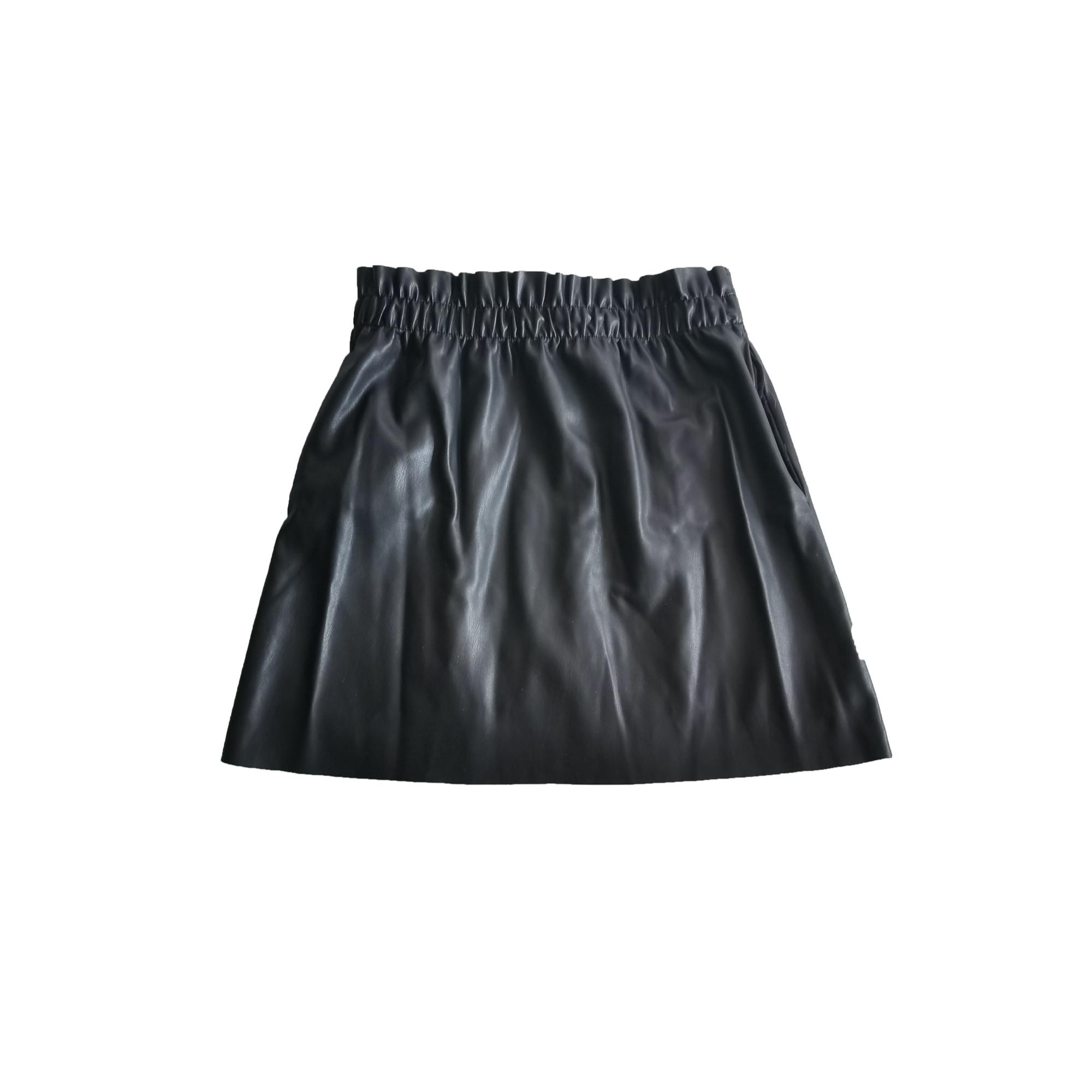 Jupe courte ZARA Noir