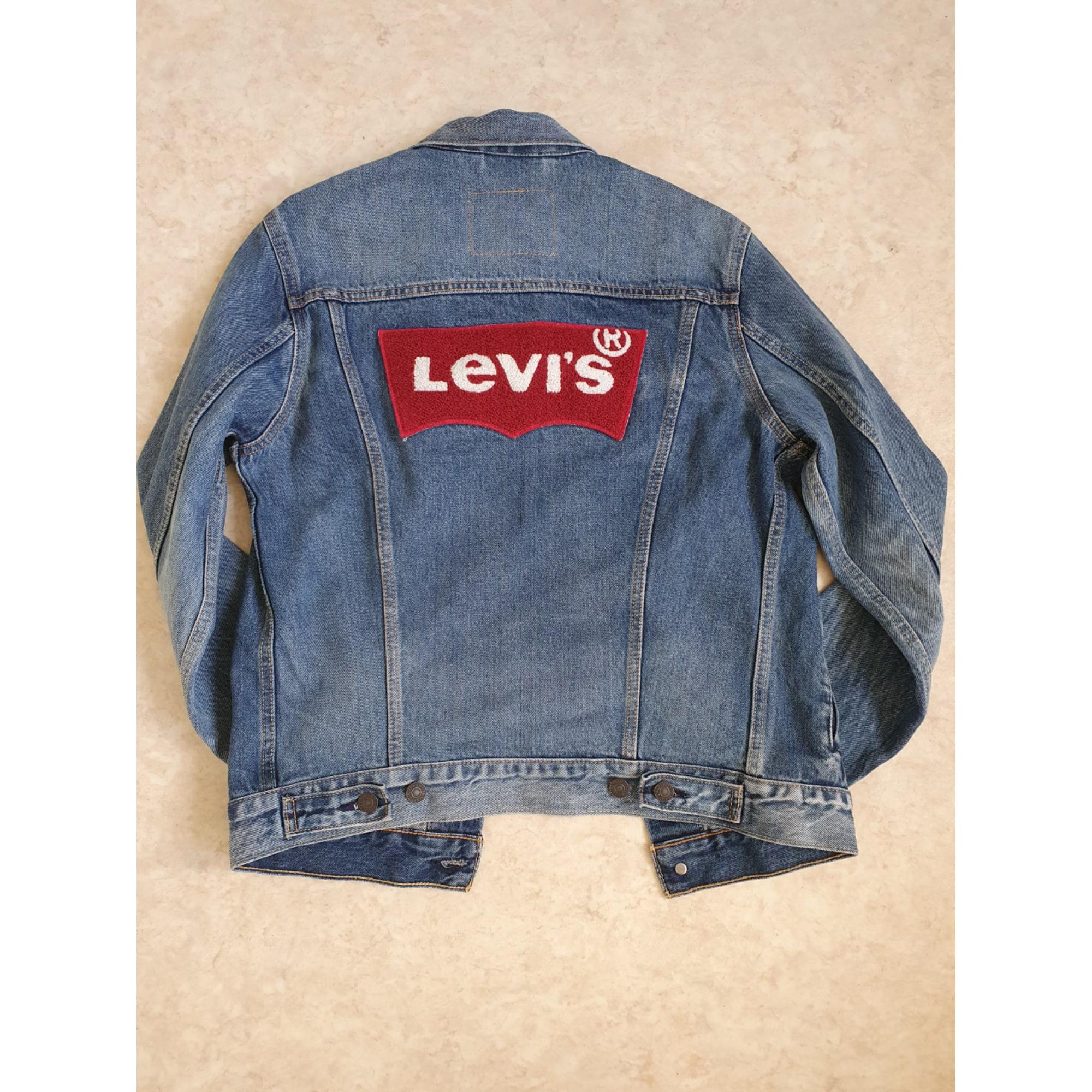Veste en jean LEVI'S Multicouleur