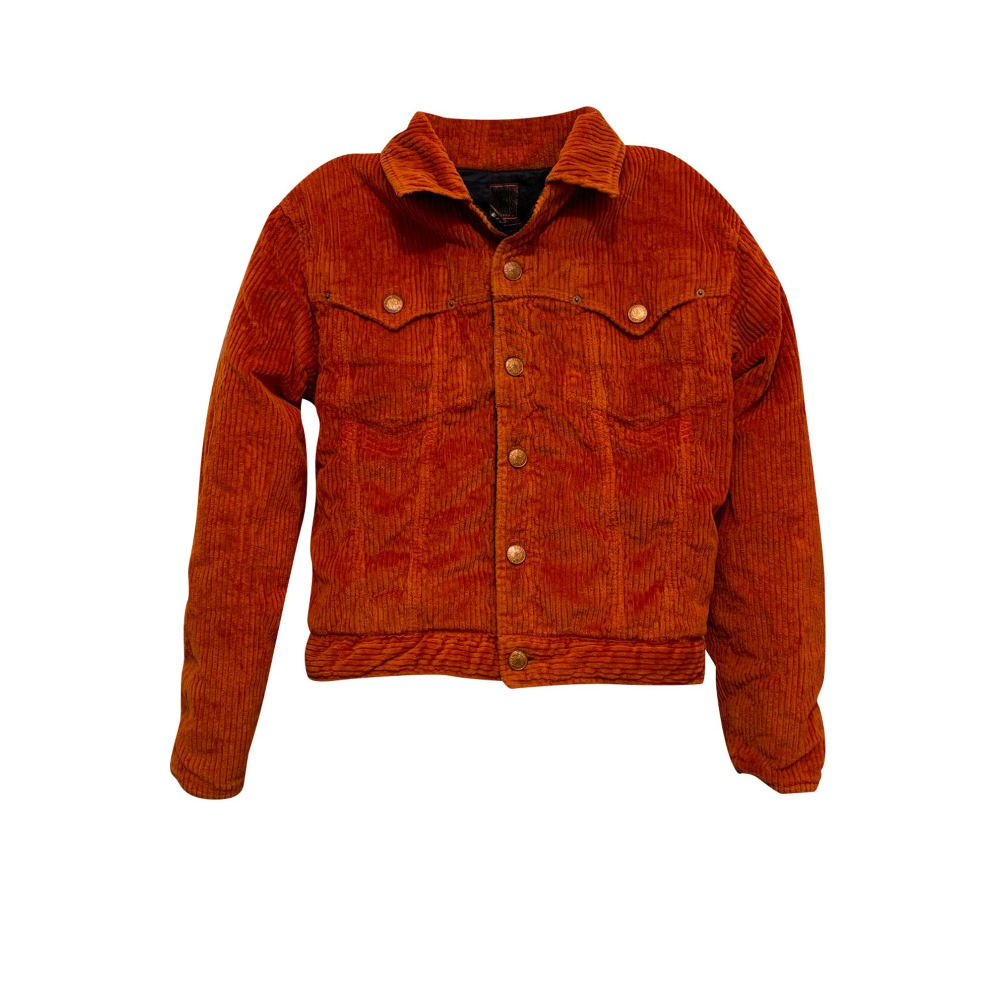 Blouson JEAN PAUL GAULTIER Orange