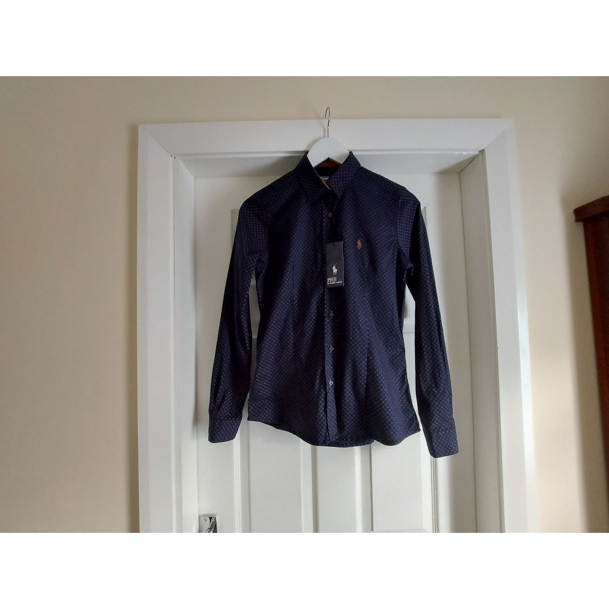 Shirt RALPH LAUREN Blue, navy, turquoise