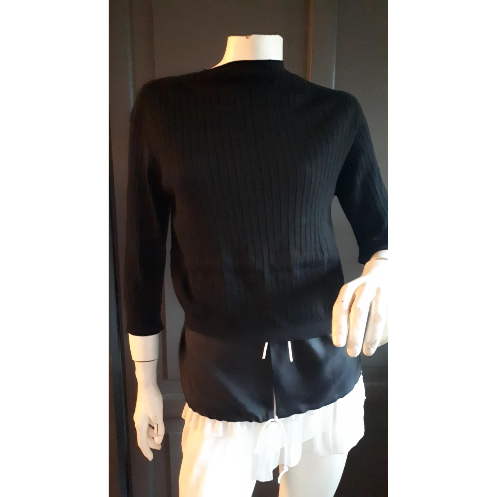 Pull tunique LOUIS VUITTON Noir