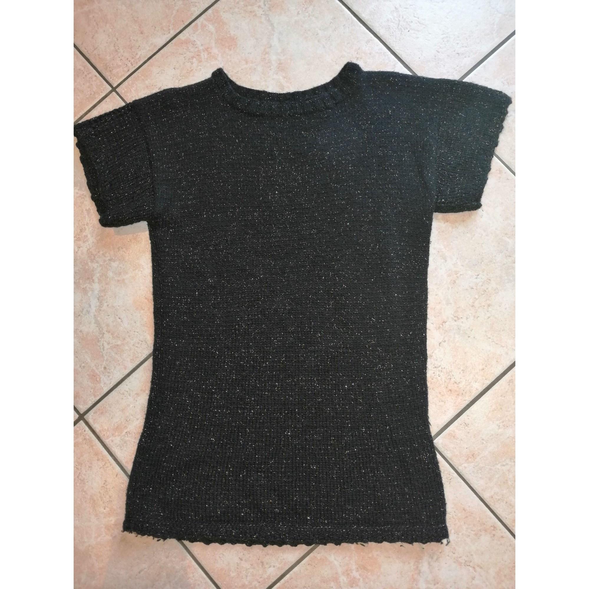 Pull tunique MARQUE INCONNUE Noir