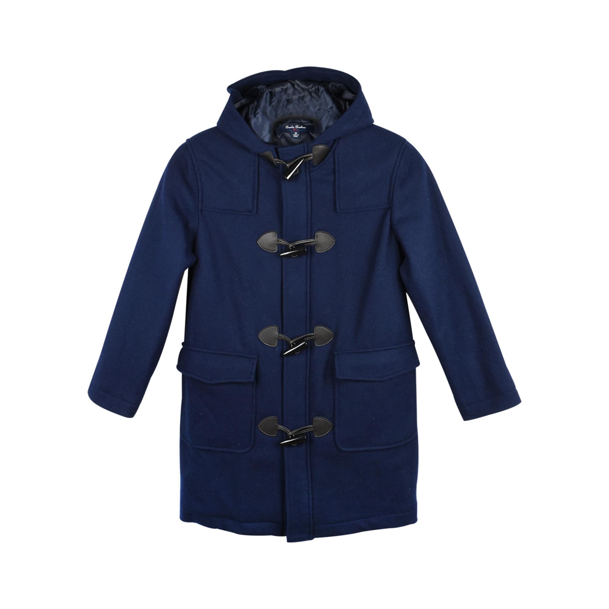 Manteau BROOKS BROTHERS Bleu, bleu marine, bleu turquoise