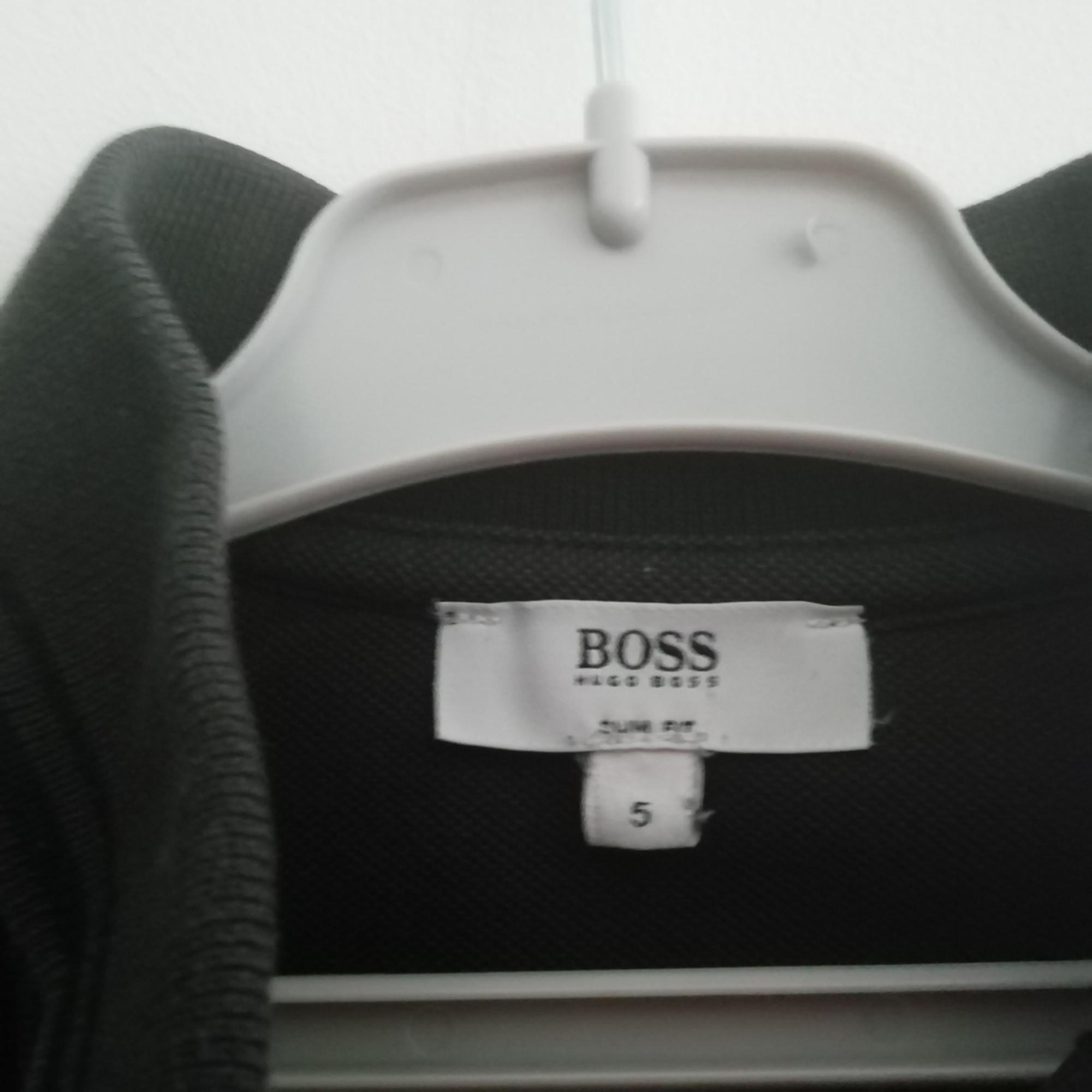 Polo HUGO BOSS Noir