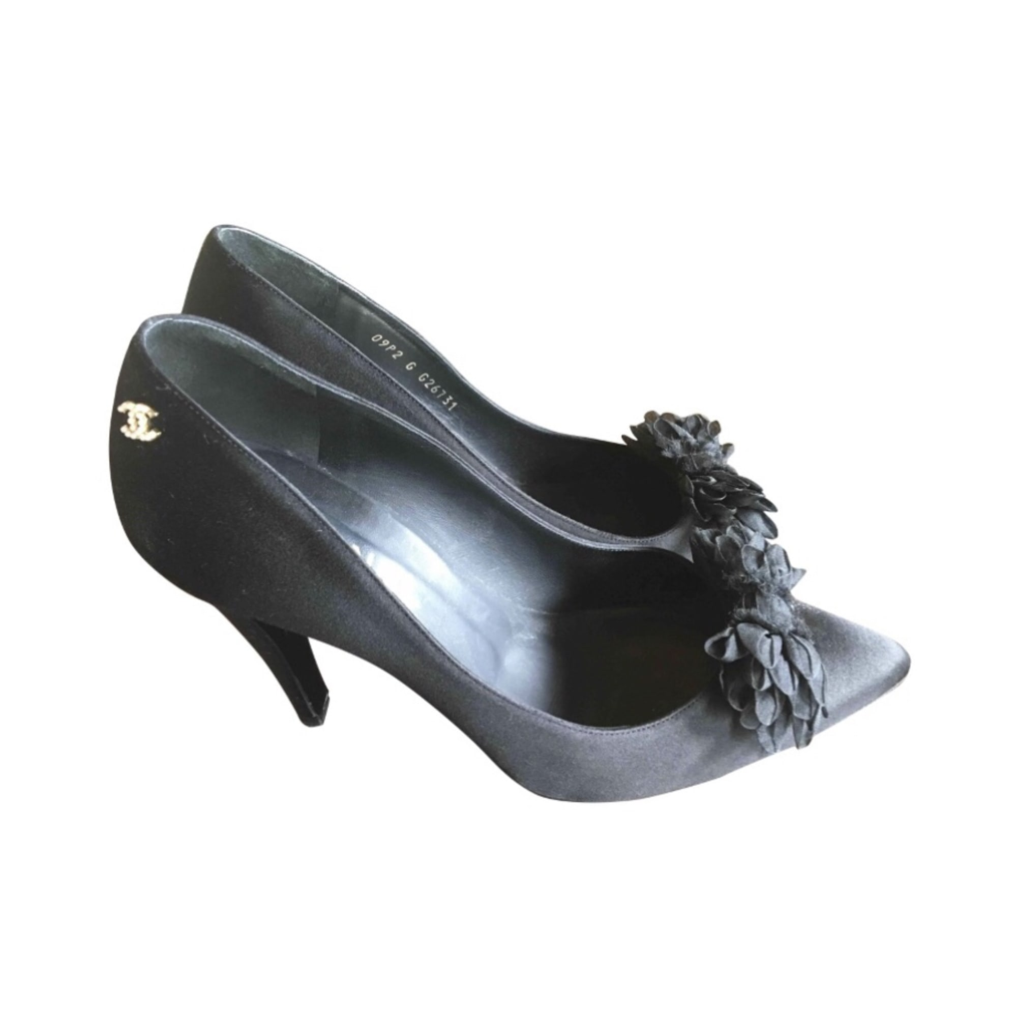 Escarpins CHANEL Noir