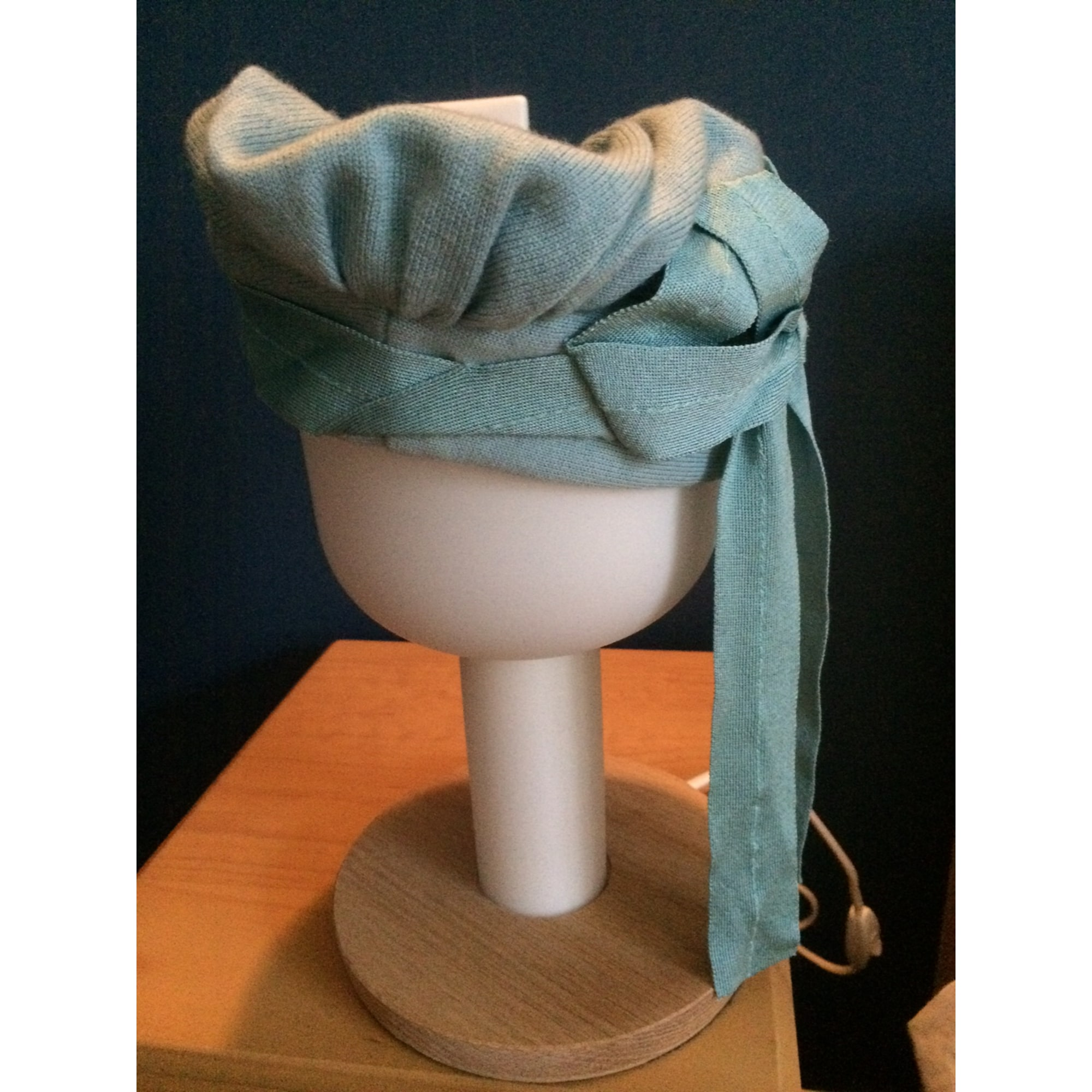 Bonnet KENZO Bleu, bleu marine, bleu turquoise
