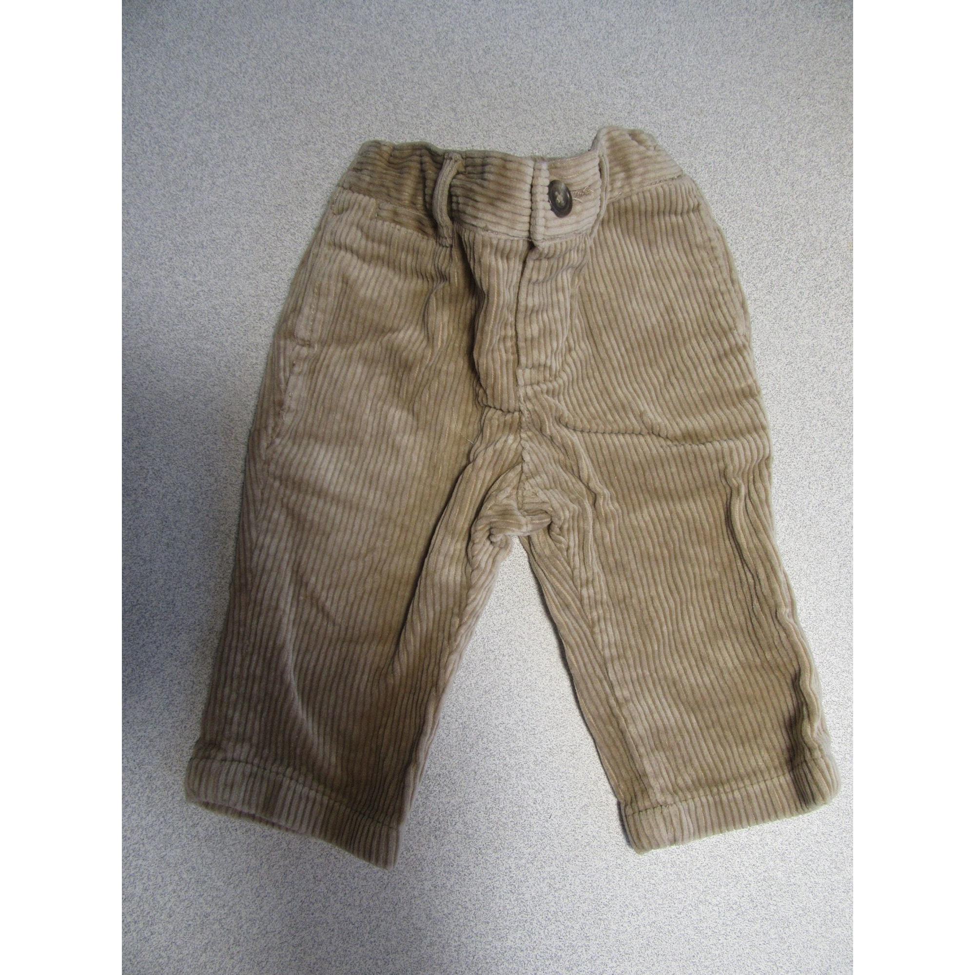 Pantalon RALPH LAUREN Beige, camel