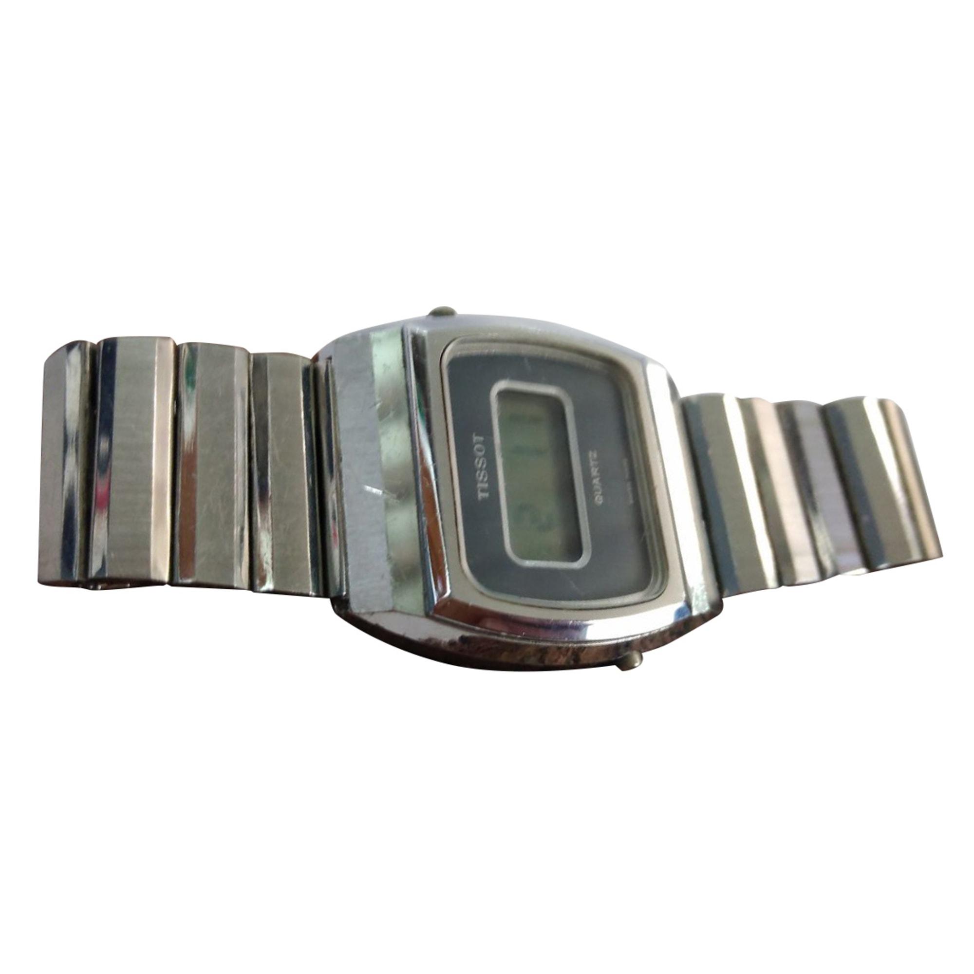 Armbanduhr TISSOT Silberfarben, stahlfarben