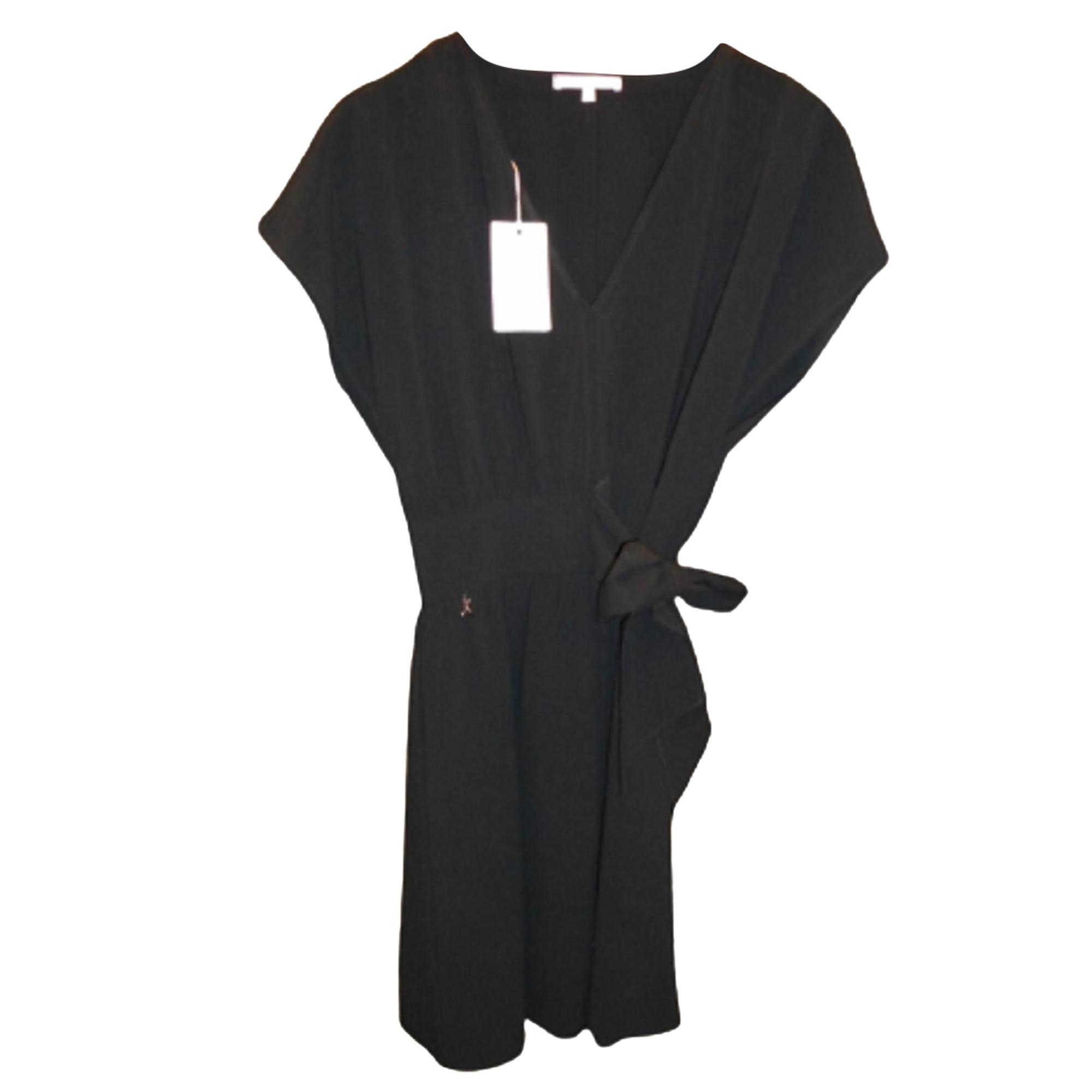 Robe mi-longue PATRIZIA PEPE Noir