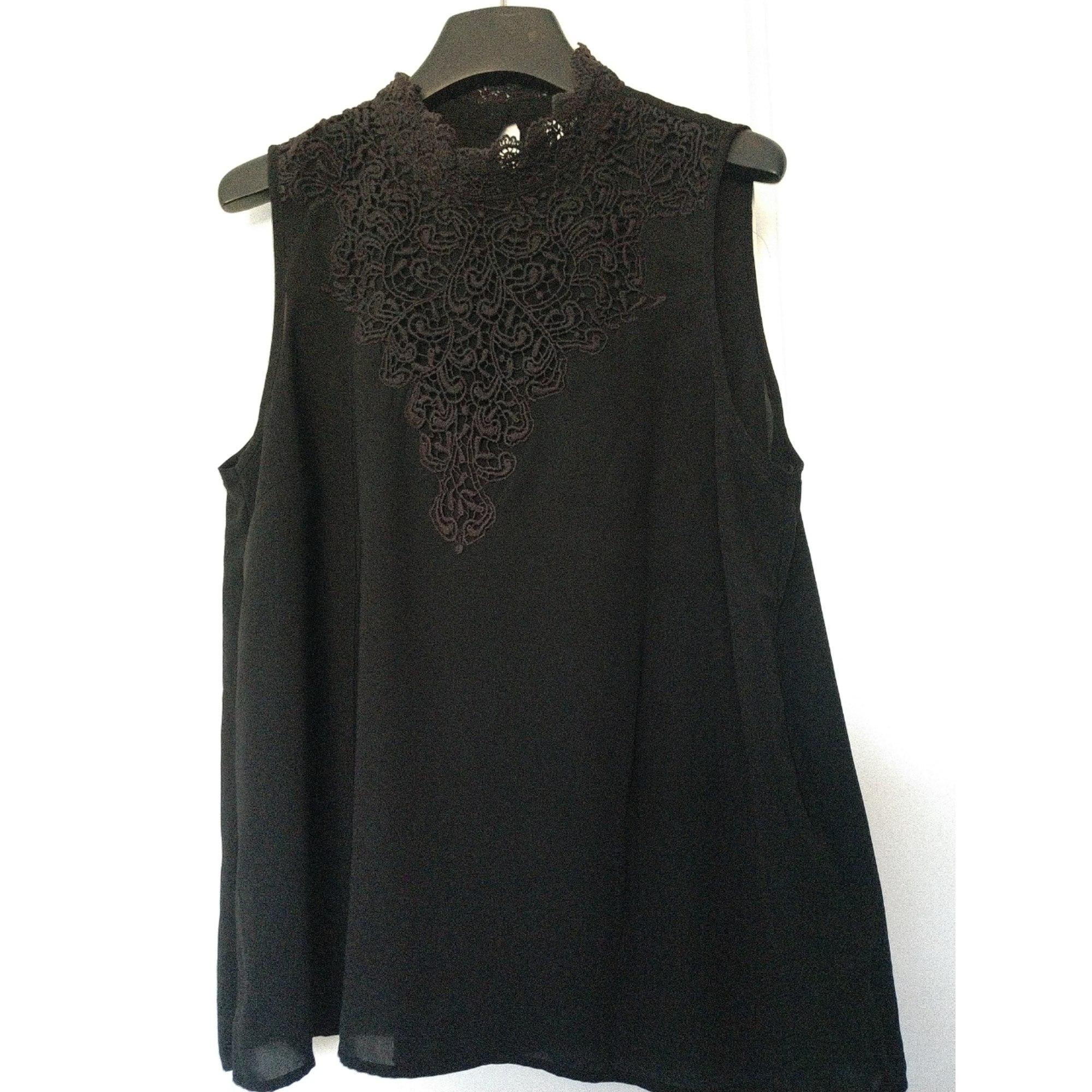 Top, tee-shirt VILA Noir