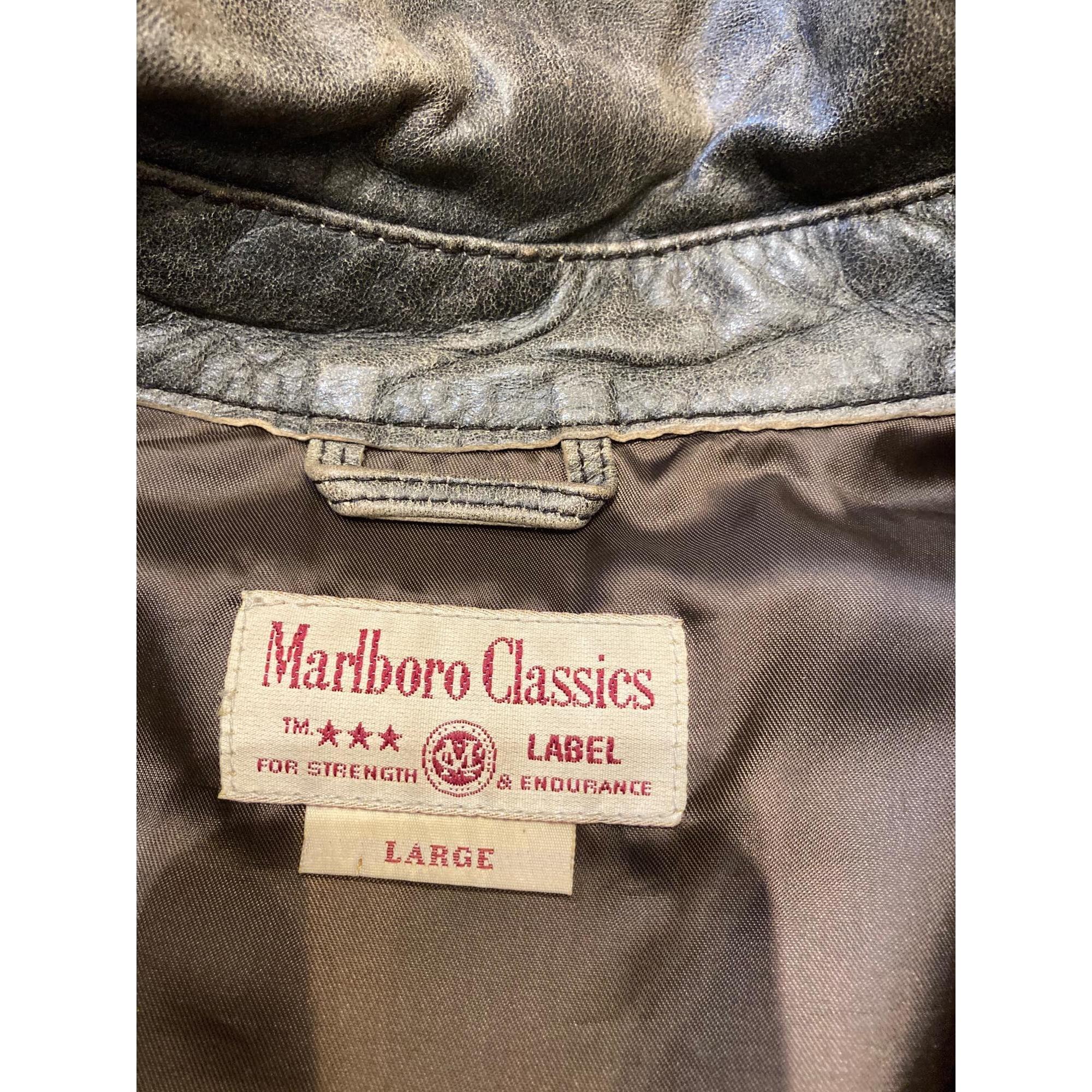Gilet, cardigan MARLBORO CLASSICS Marron