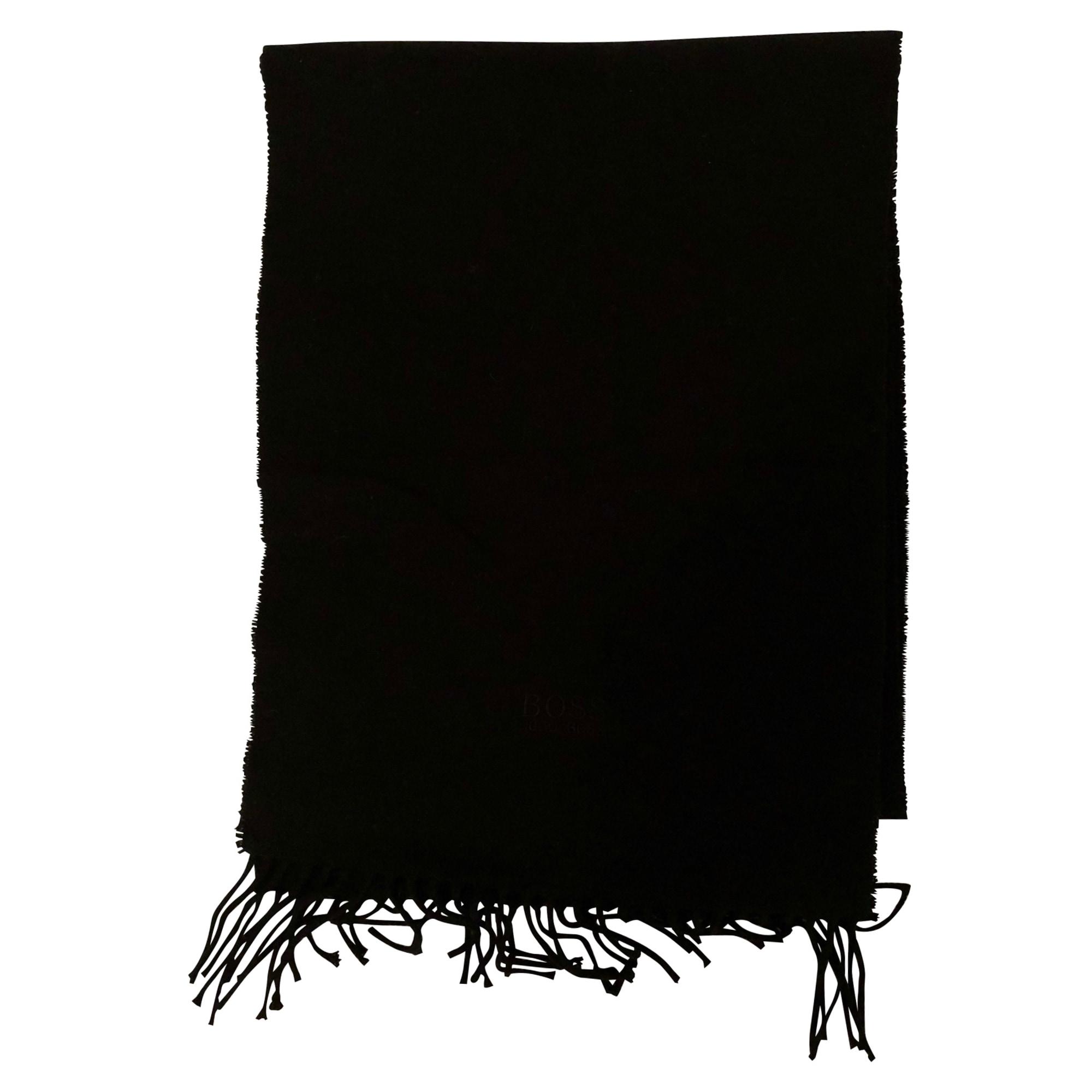 Echarpe HUGO BOSS Noir