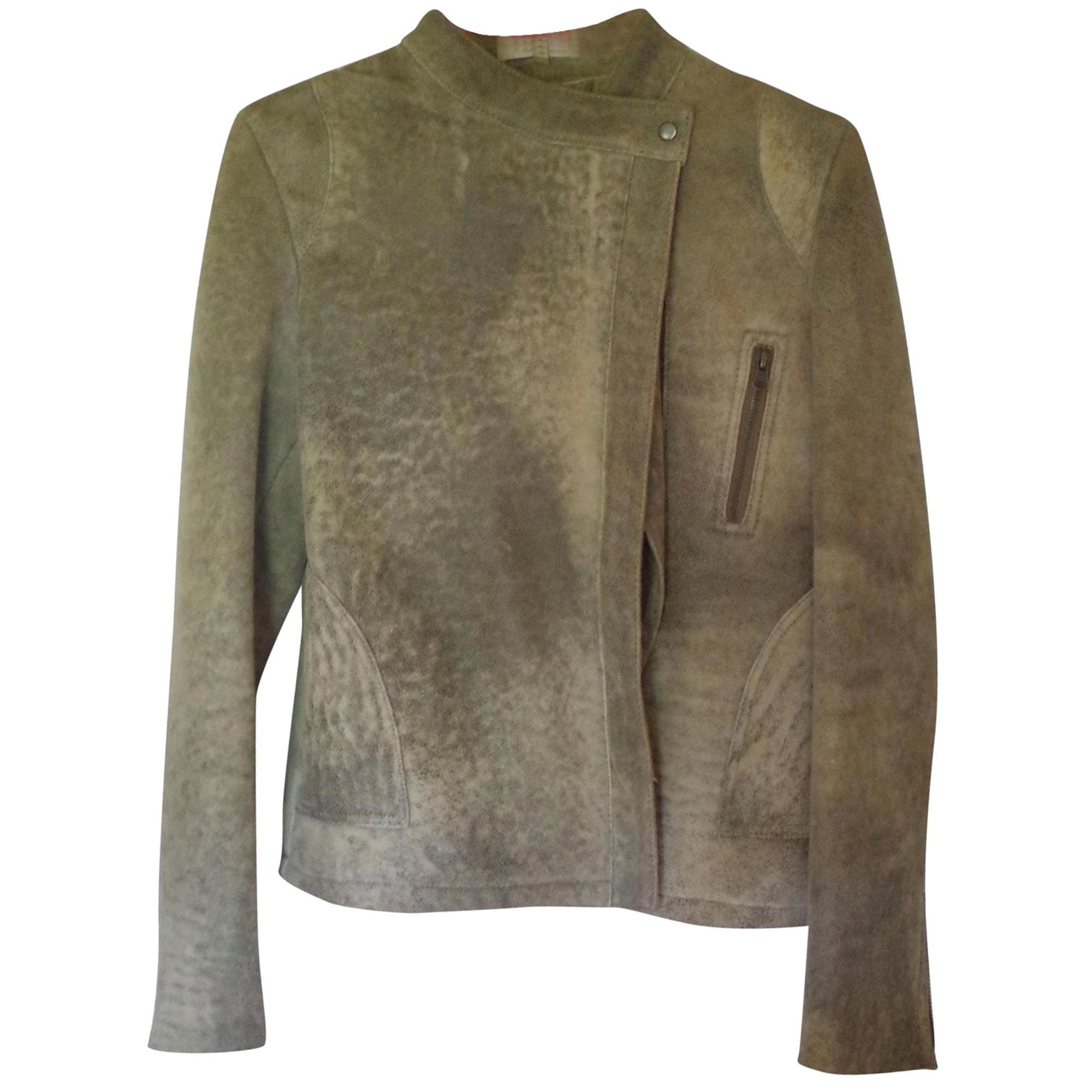 Blazer, veste tailleur SANDRO Gris, anthracite