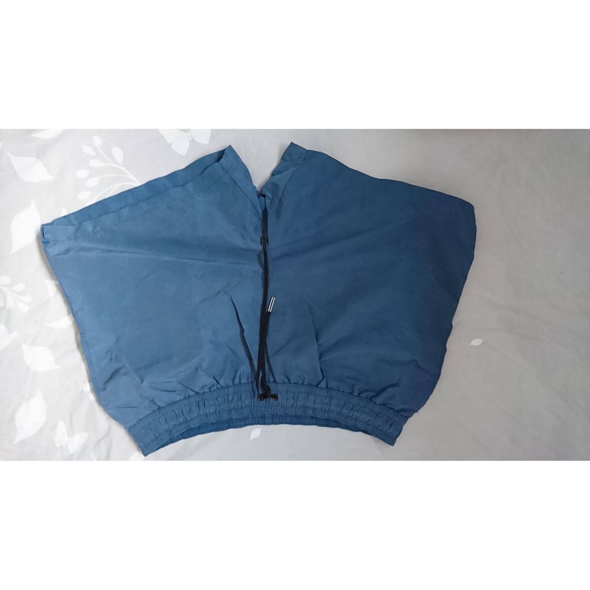Calzoncino da bagno BOTTEGA VENETA Blu, blu navy, turchese