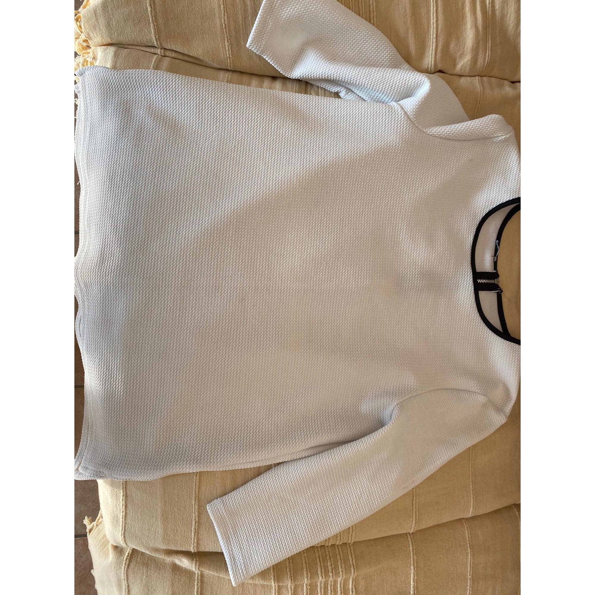 Blouse MARQUE INCONNUE Blanc, blanc cassé, écru