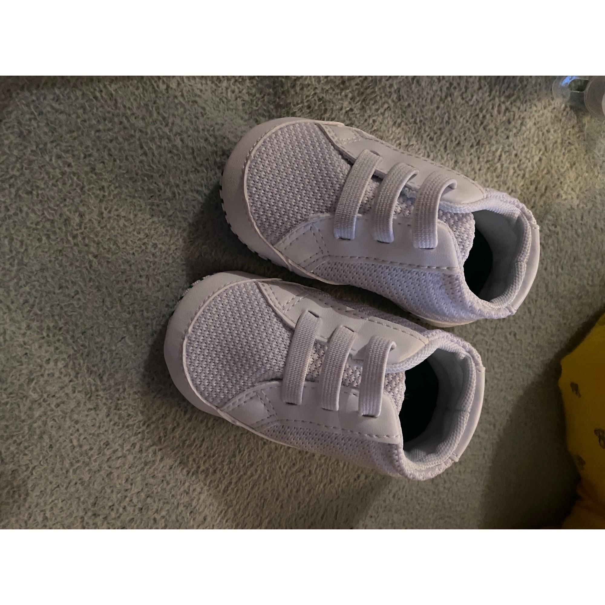 Slippers LACOSTE White, off-white, ecru