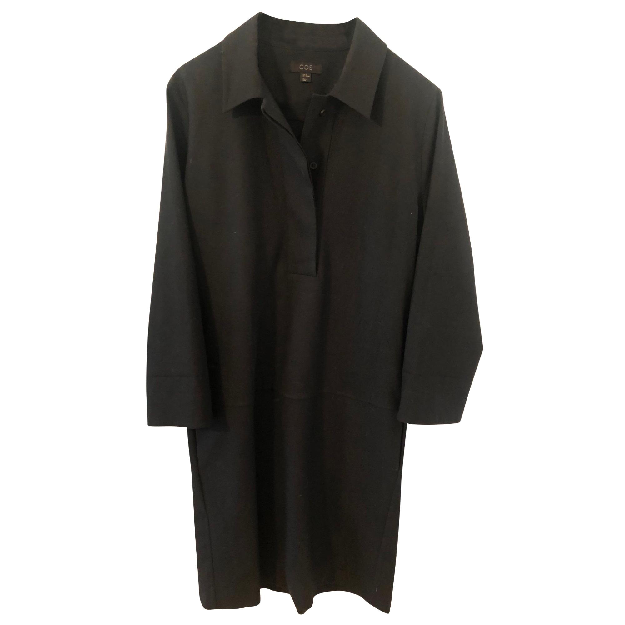 Robe courte COS Noir